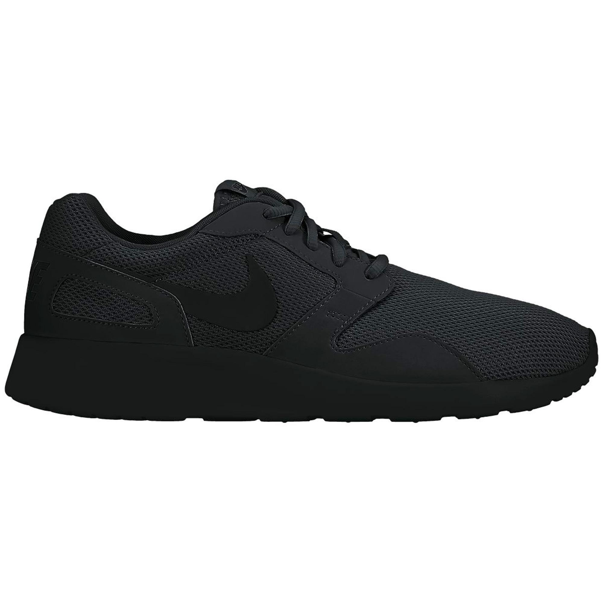 Nike Mens Kaishi Running Shoes - Black - Tennisnuts.com
