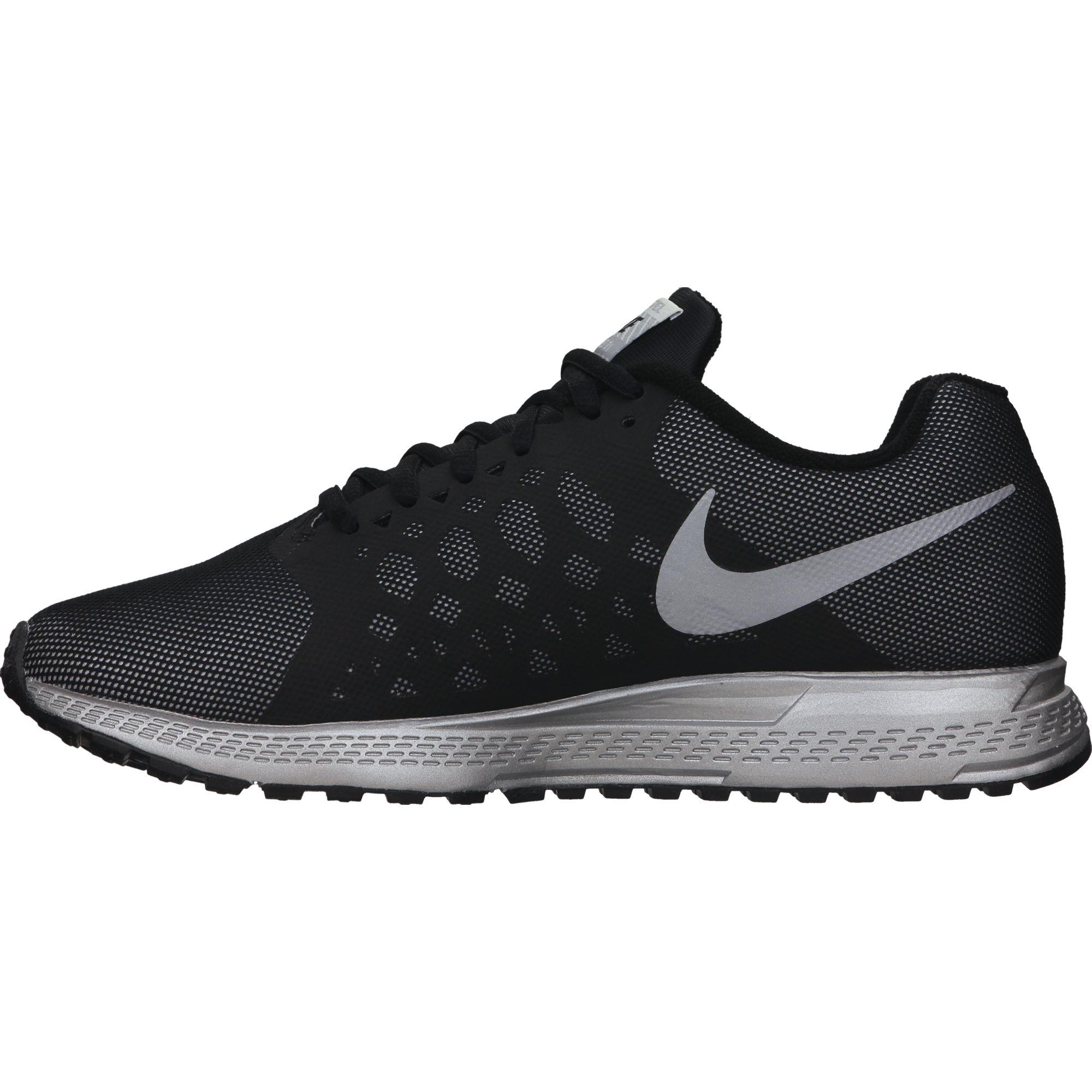 the latest bba04 3101d Nike Mens Air Zoom Pegasus+31 Flash Running Shoes - Black