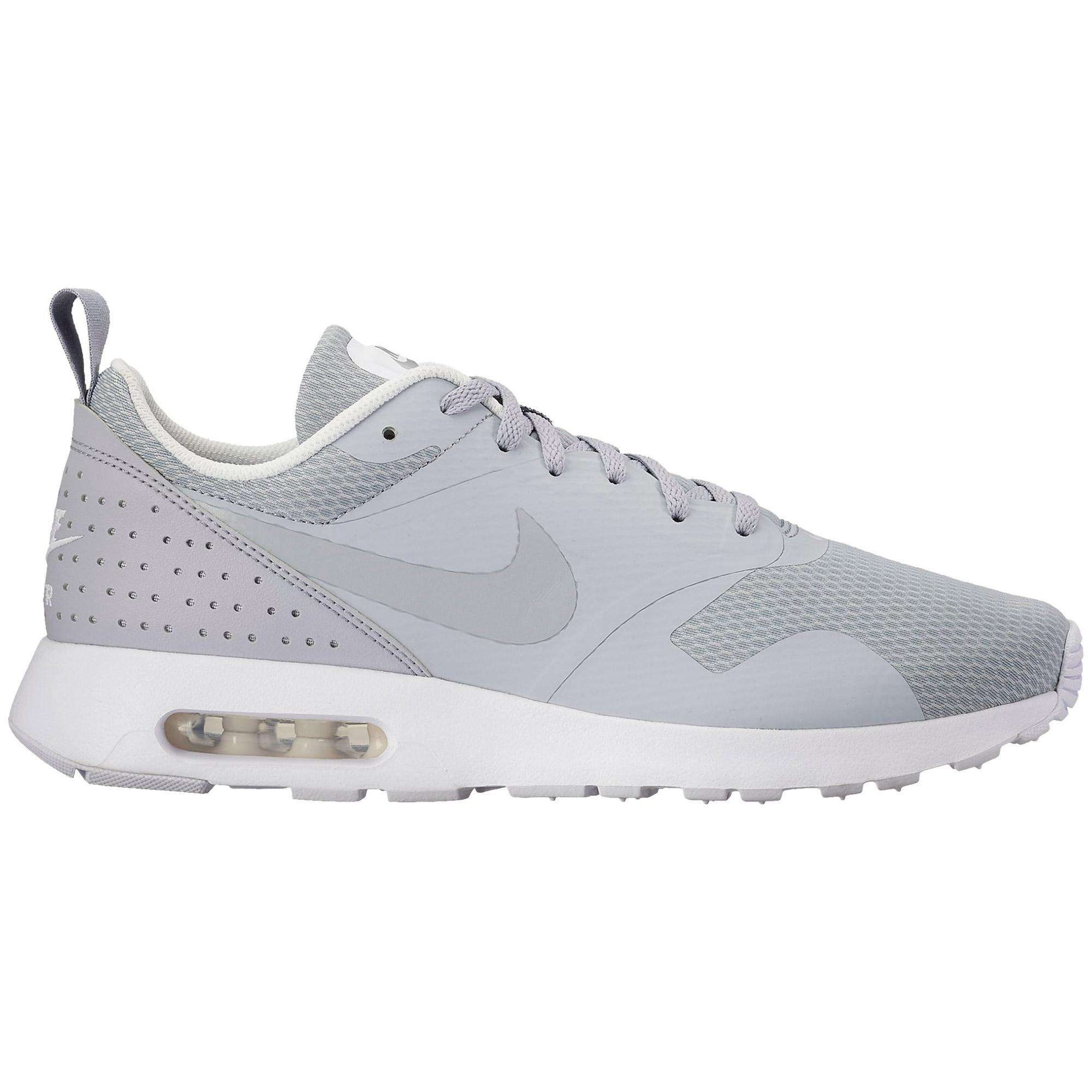 half off a25dc 133ec Nike Mens Air Max Tavas Running Shoes - Wolf GreyWhite - Ten