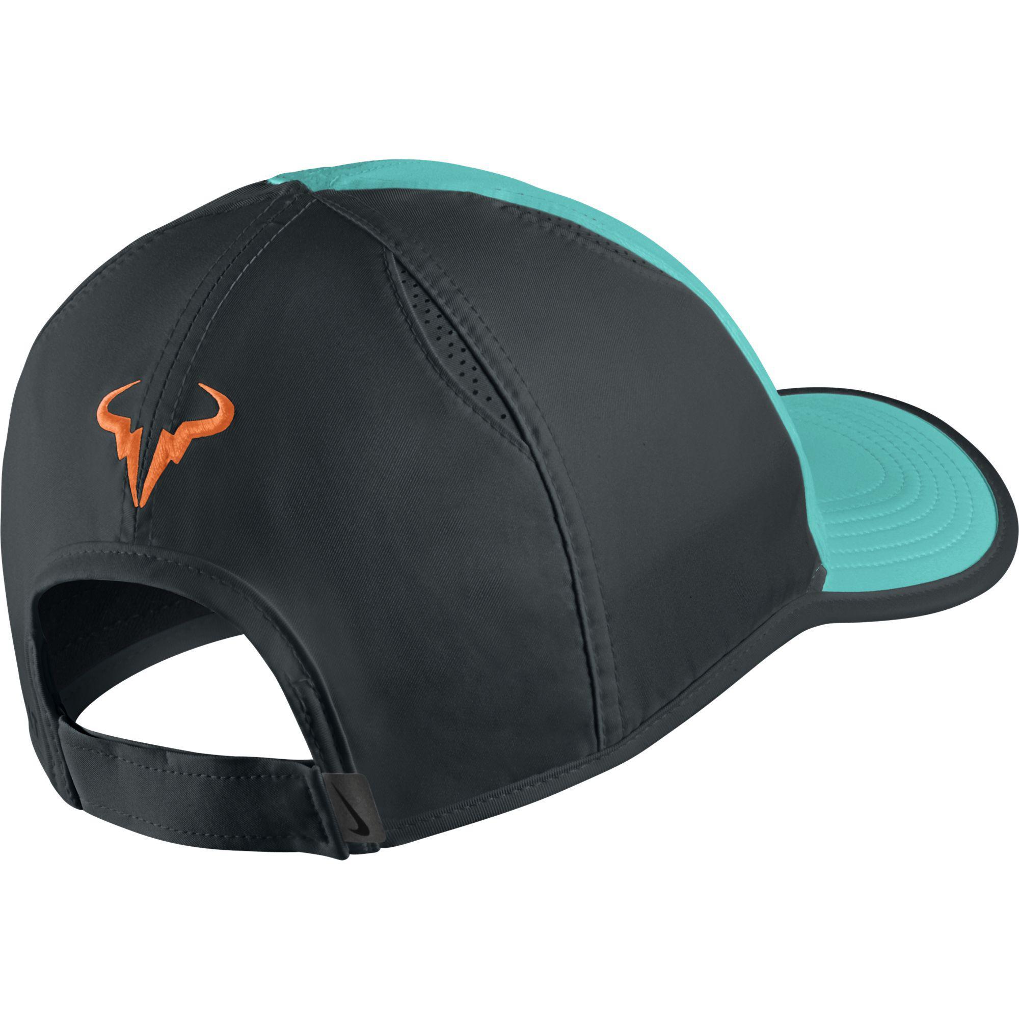 finest selection ed775 e183d ... cheap nike premier rafa feather light cap blue 4a055 a3d8d