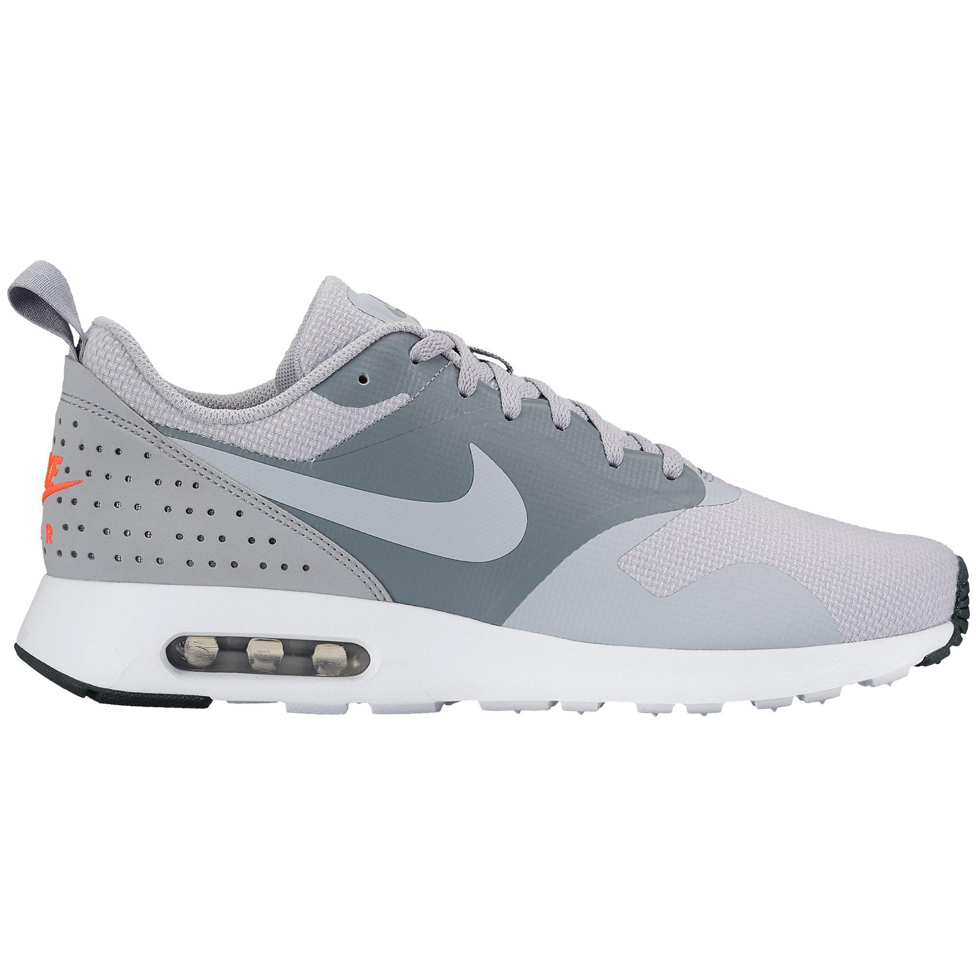 save off edfed 3c653 Nike Mens Air Max Tavas Special Edition Running Shoes - Wolf Grey -  Tennisnuts.com