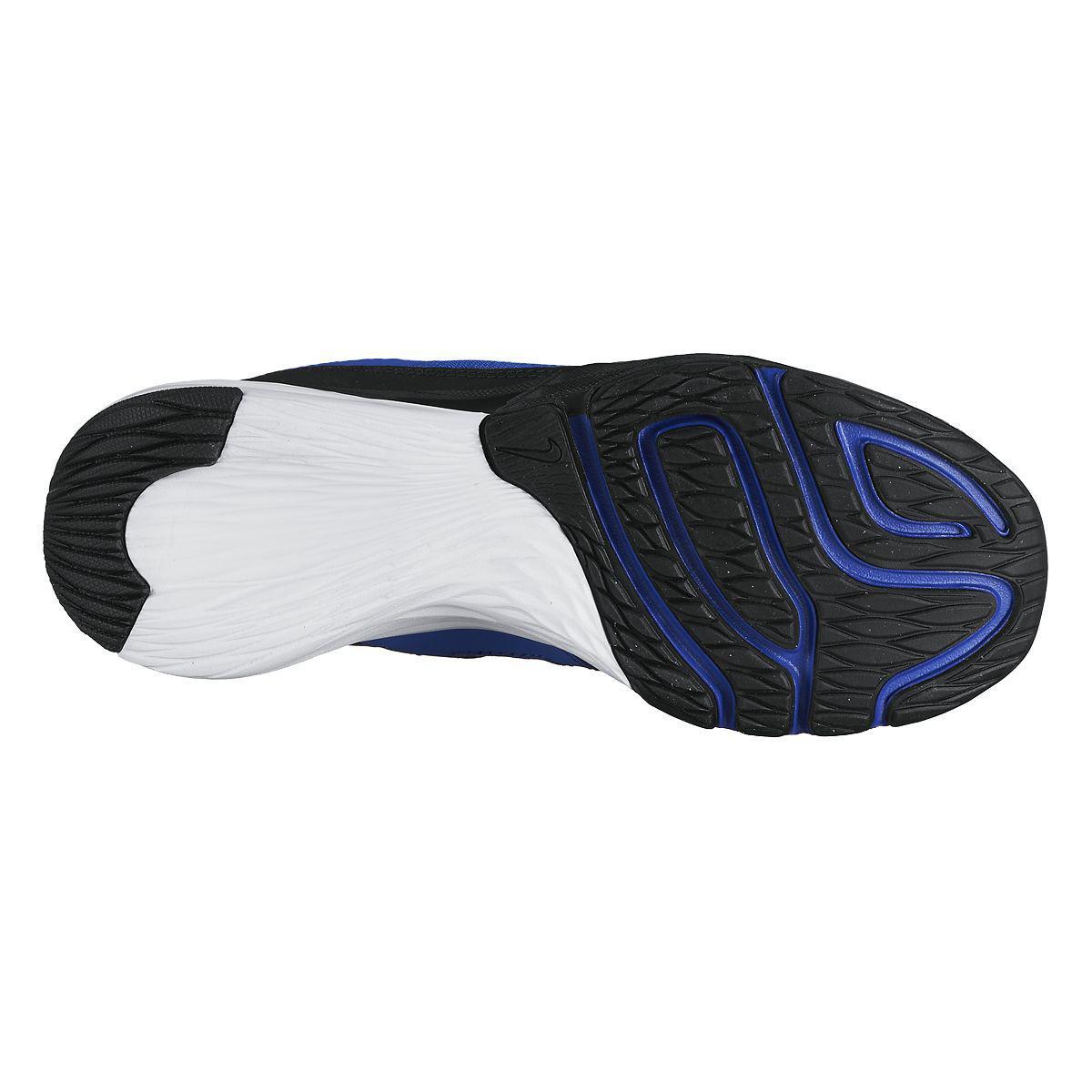 b958c1289c97 Nike Boys Tri-Fusion Run Running Shoes - Game Royal Black ...