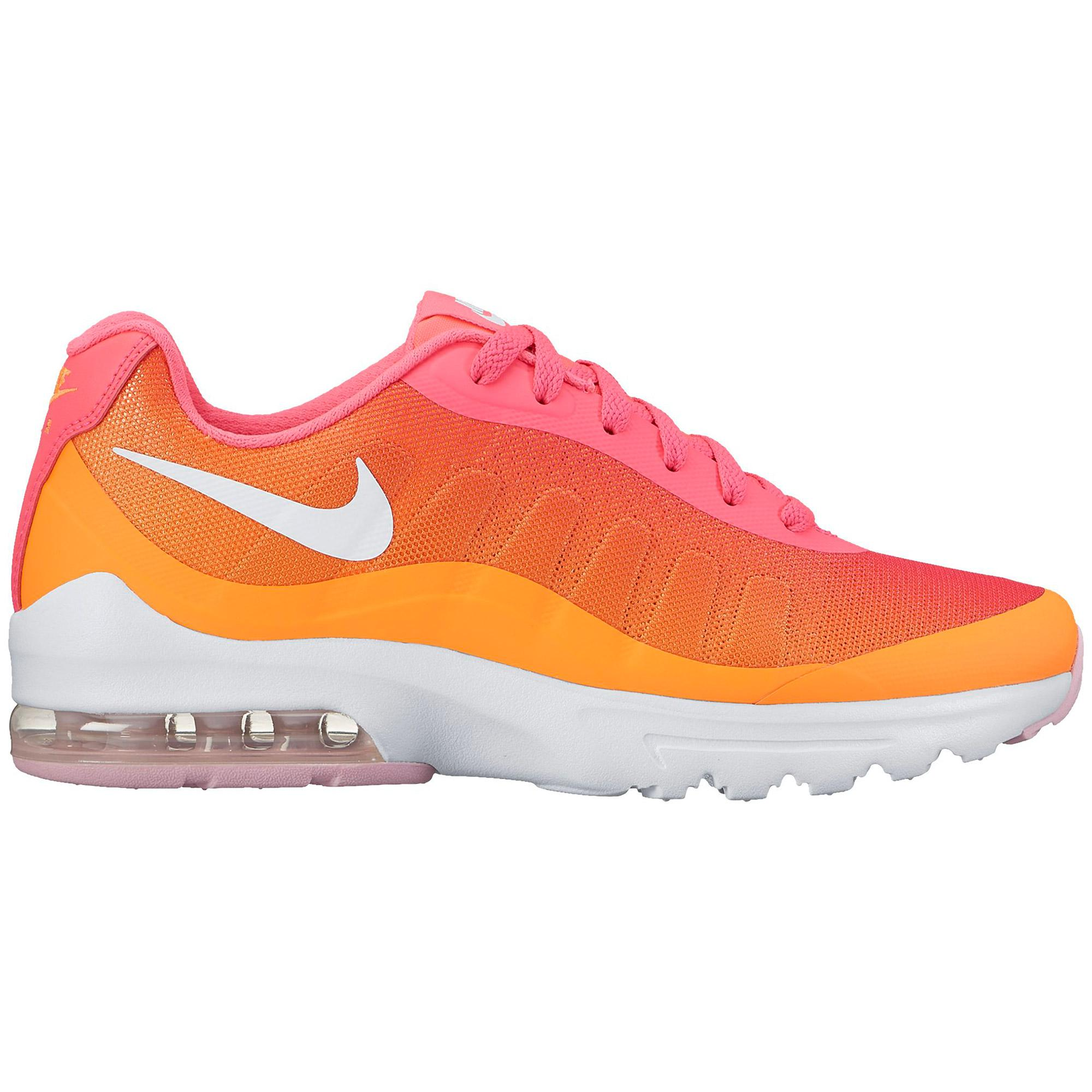 Nike Womens Air Max Invigor Running Shoes Racer Pink