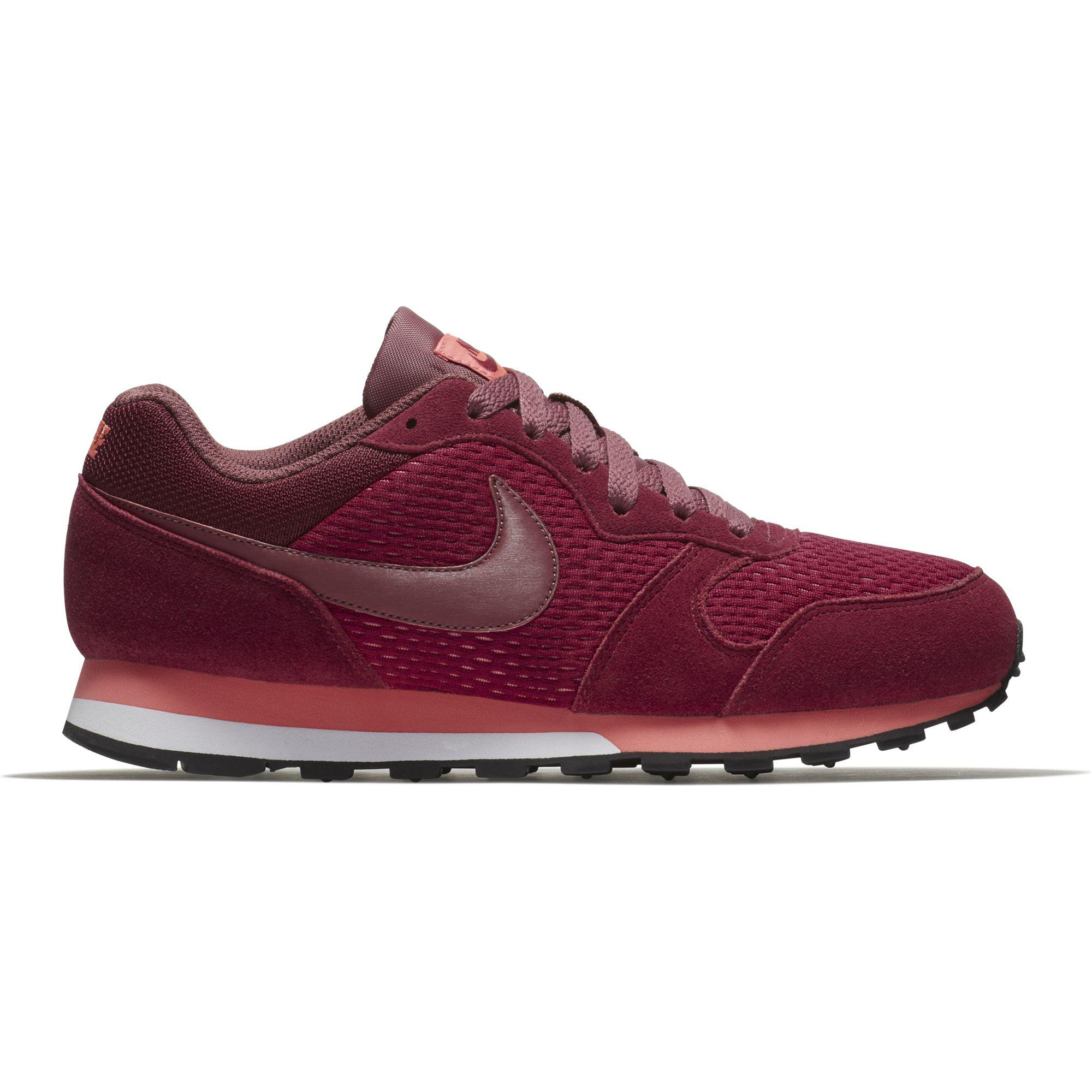 bf429ed7f749c Nike Womens MD Runner 2 Running Shoes - Noble Red - Tennisnuts.com