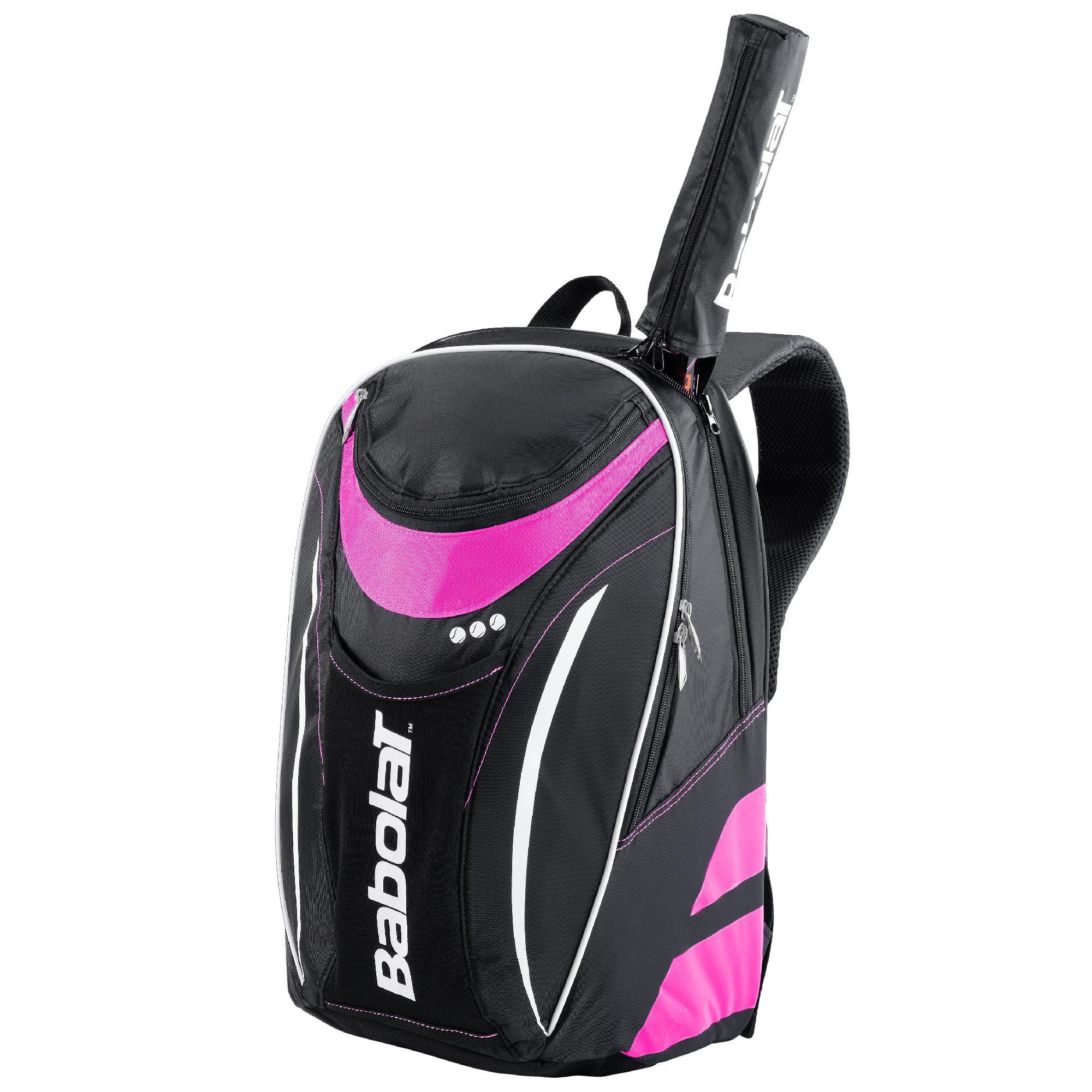 Рюкзак рюкзак babolat club розовый сумка-рюкзак для пикника