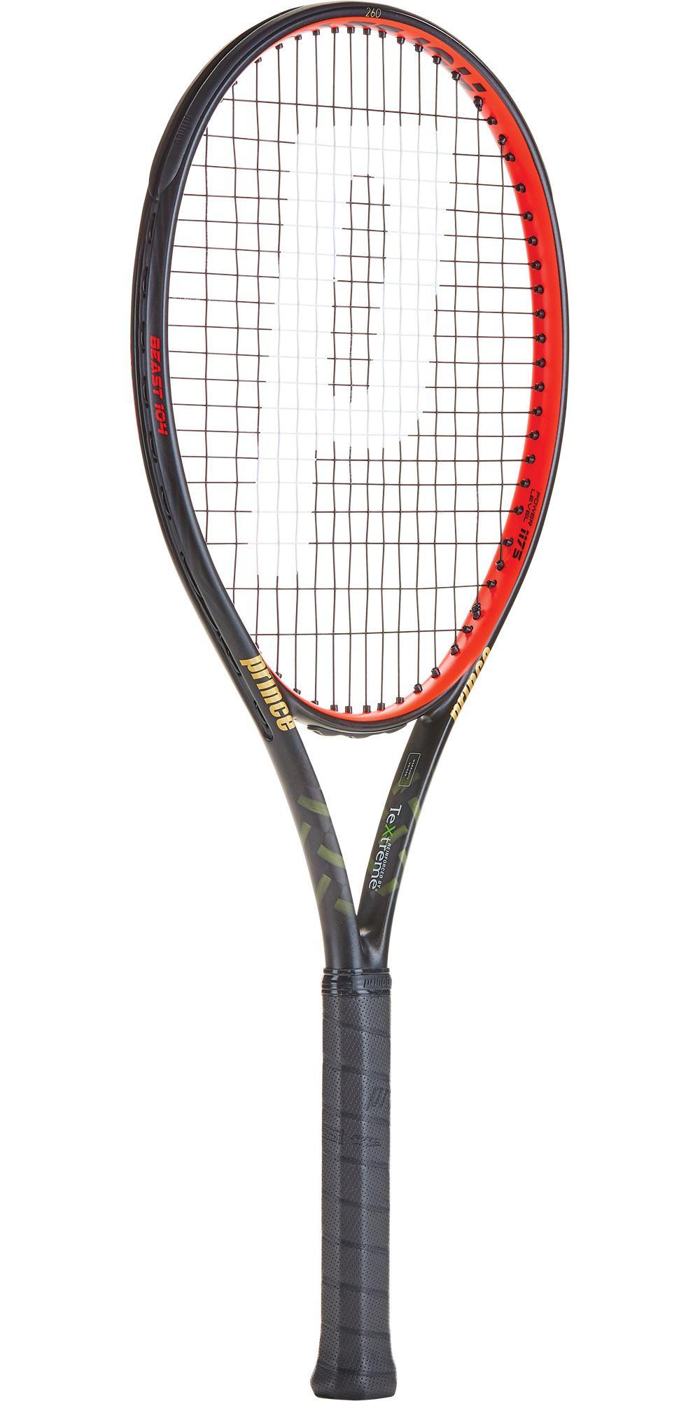 Prince TeXtreme Beast 104 (260g) Tennis Racket - Red - Tennisnuts.com