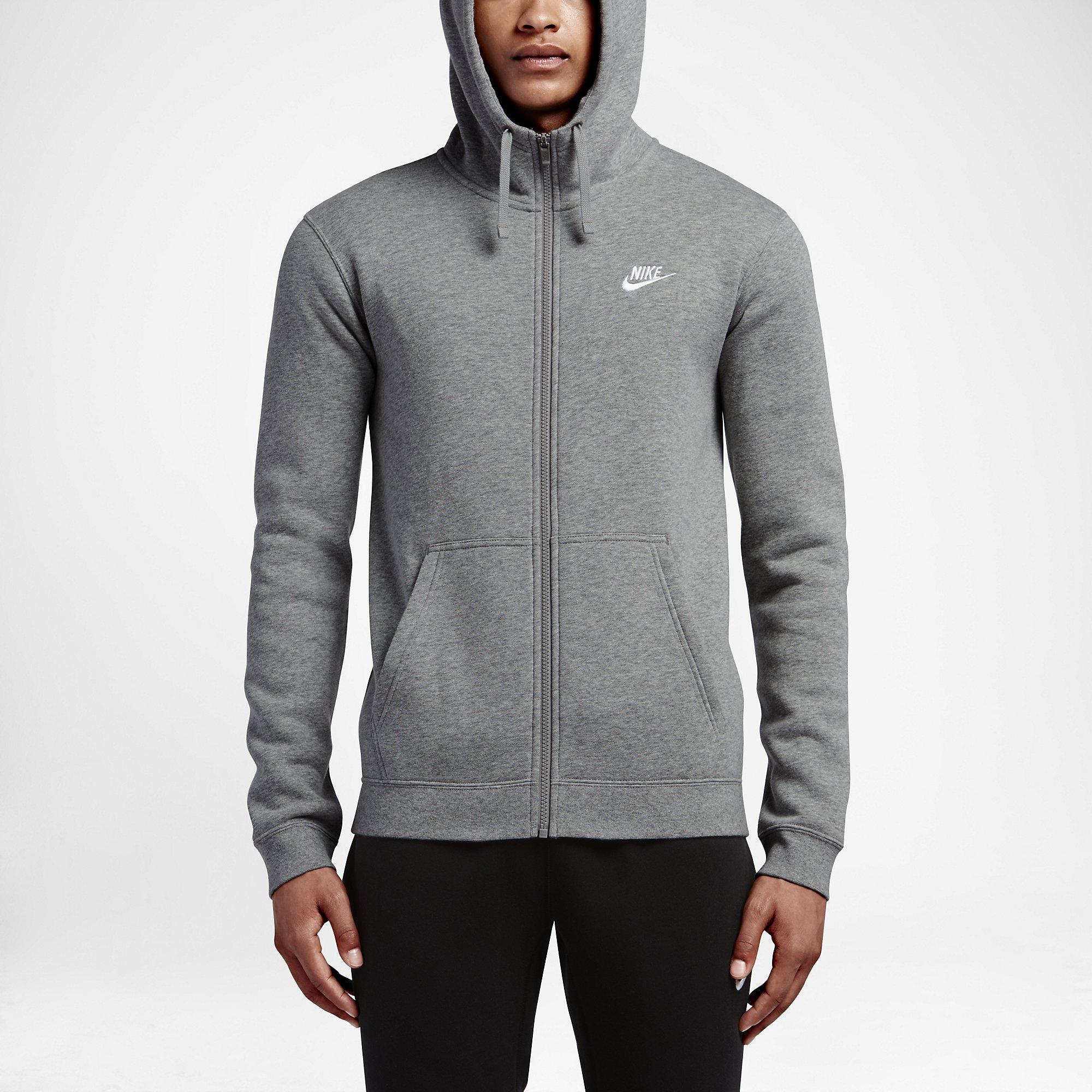 Dark grey hoodie mens