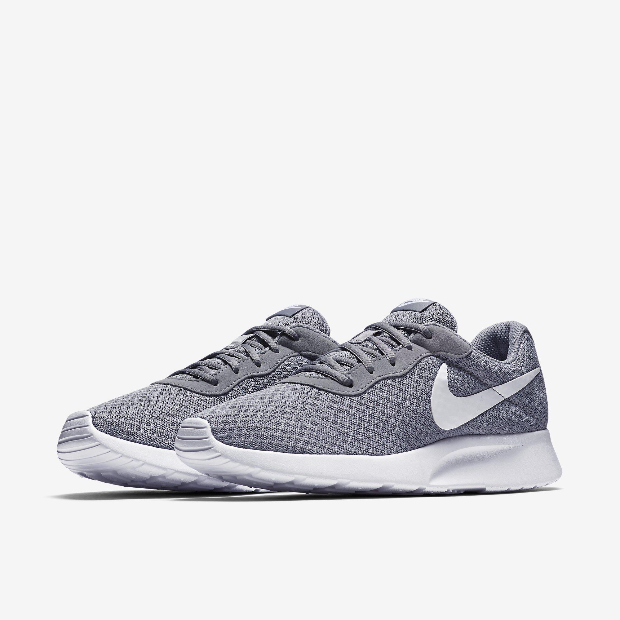 2ecb850dacc4 ... get nike mens tanjun running shoes wolf grey white 50d9d 12672