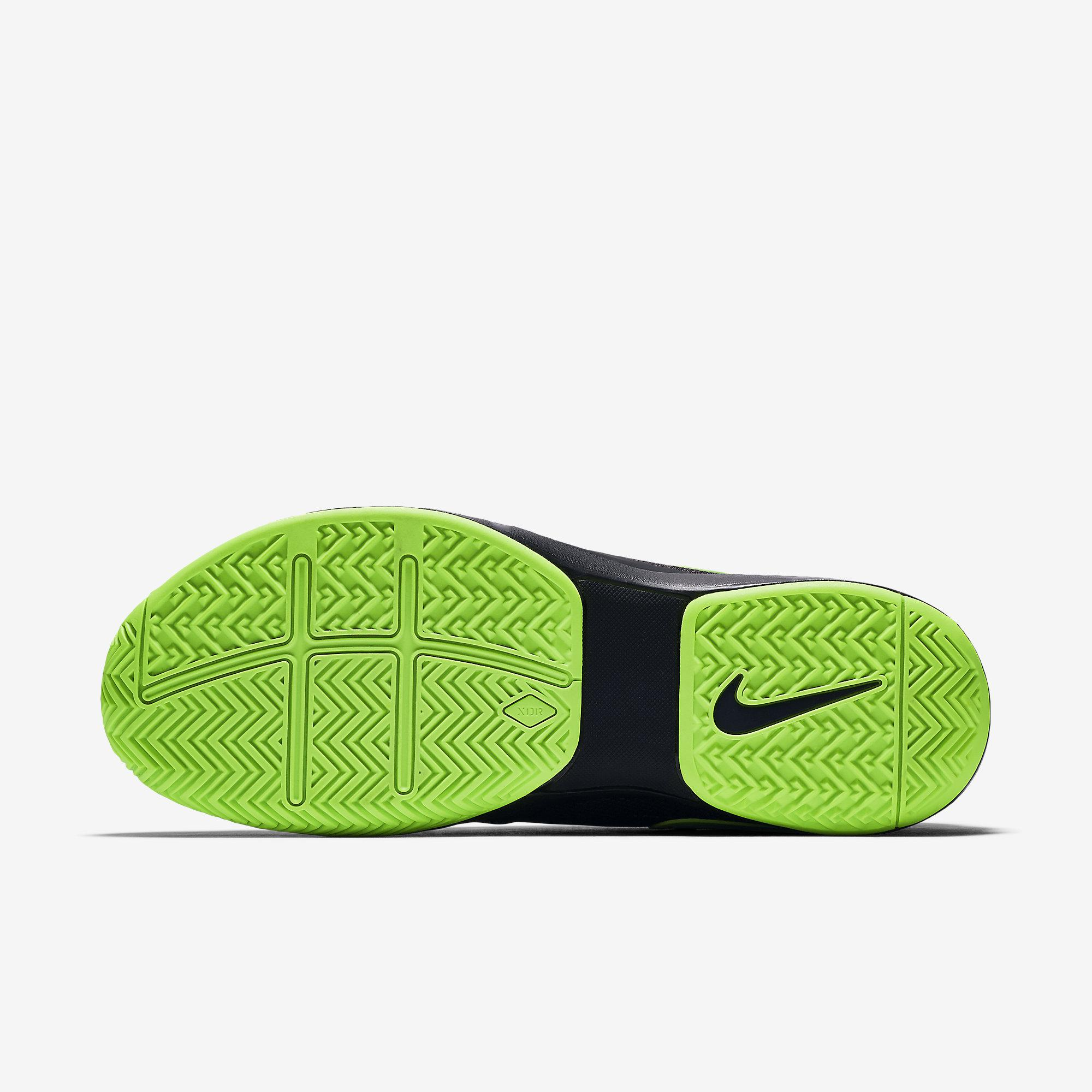 Out Of Stock. Nike Mens Zoom Vapor 9.5 Tour QS Tennis Shoes - Black/ ...