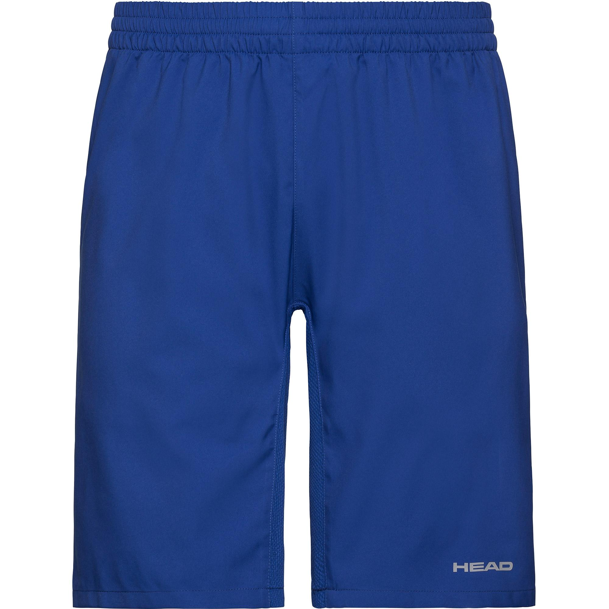 086b0a6b26970 Head Boys Club Bermudas Shorts - Royal Blue - Tennisnuts.com