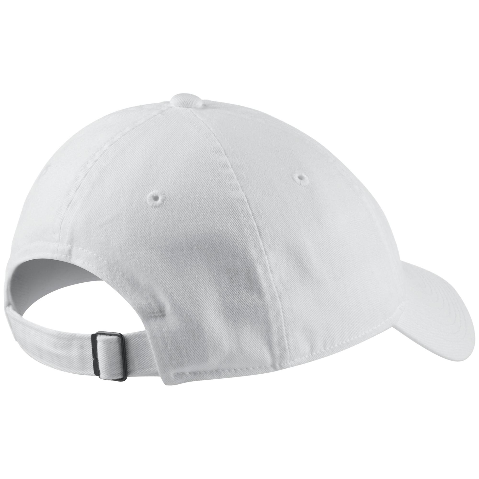 Nike Womens Futura H86 Adjustable Cap - White - Tennisnuts.com 0595c4420c2d