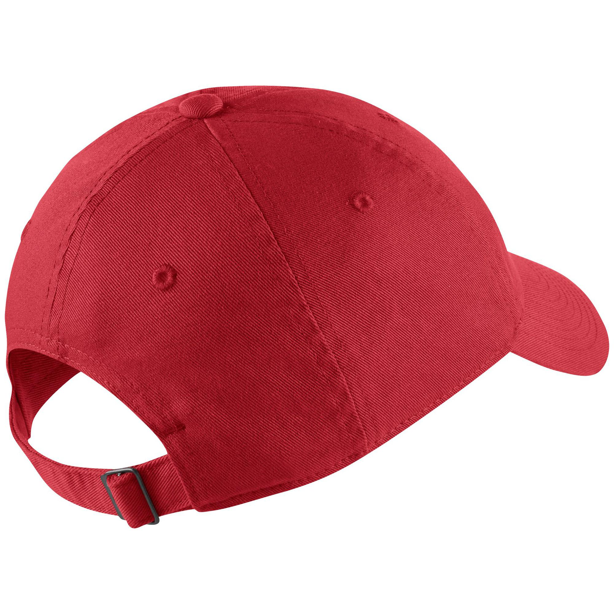 bd1784e5eaf Nike Womens Futura H86 Adjustable Cap - Track Red - Tennisnuts.com