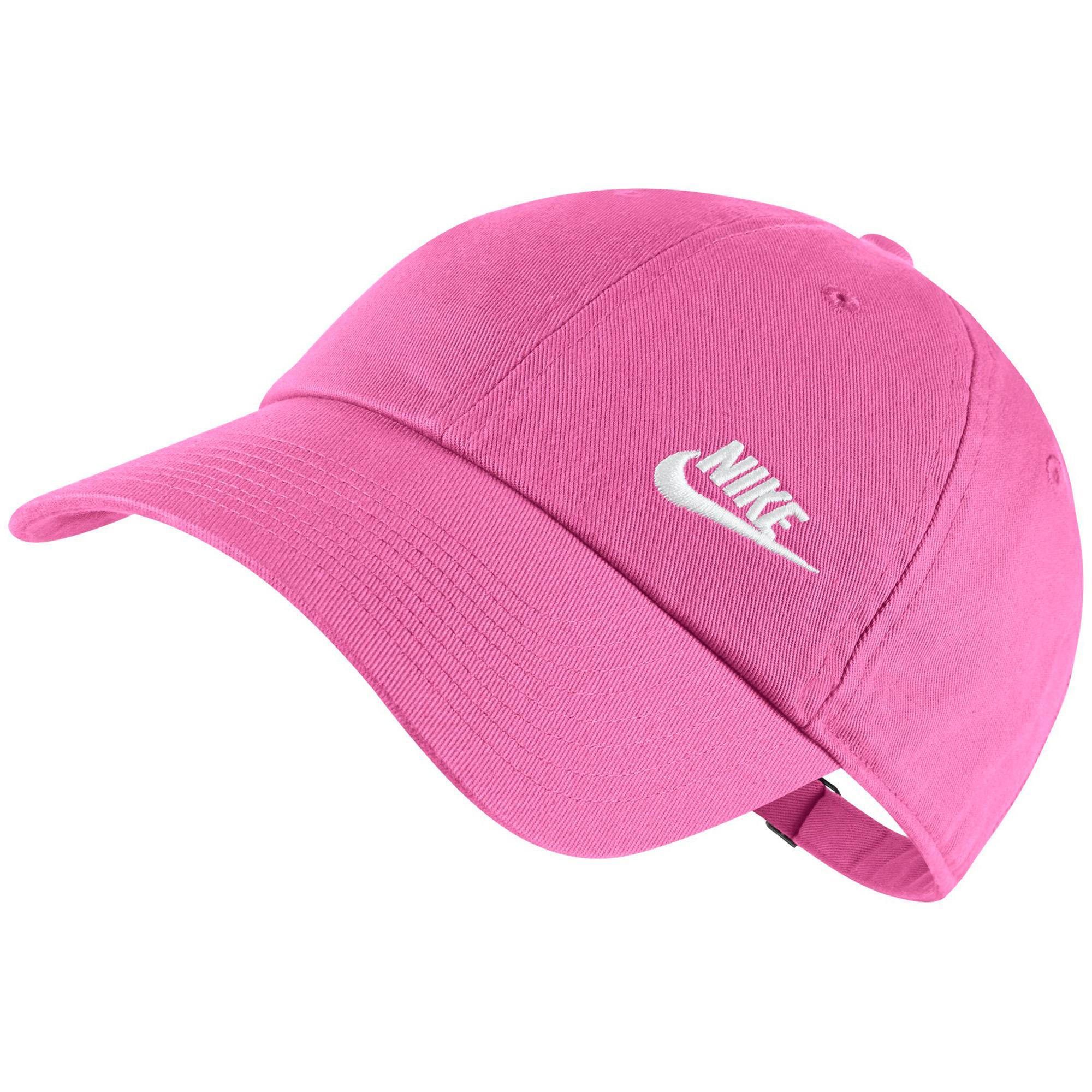 Nike Womens Futura H86 Adjustable Cap - Pinkfire II - Tennisnuts.com 866501266988