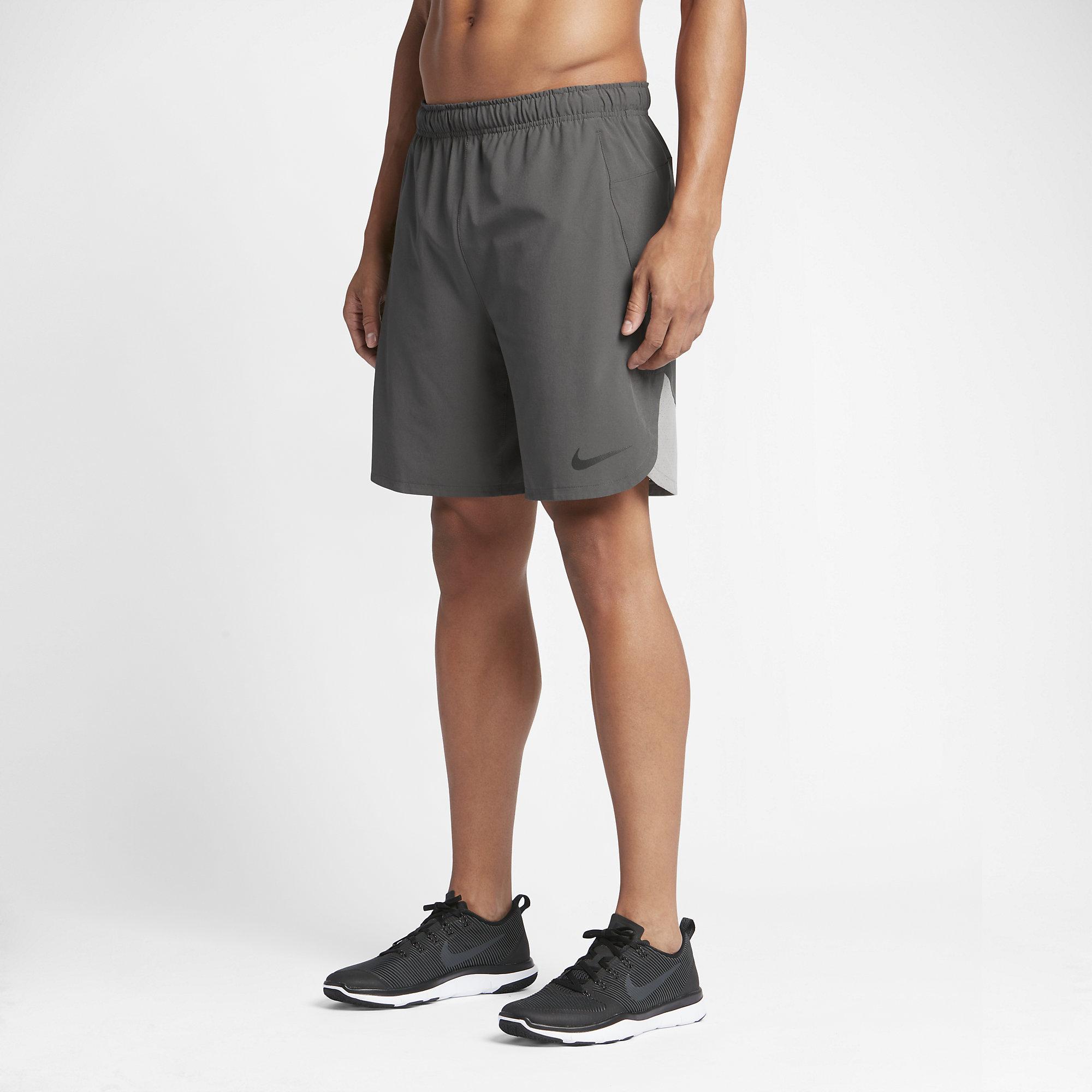 9f10f3a439d47 Nike Mens Flex Training Short - Mightnight Fog Dust Black ...