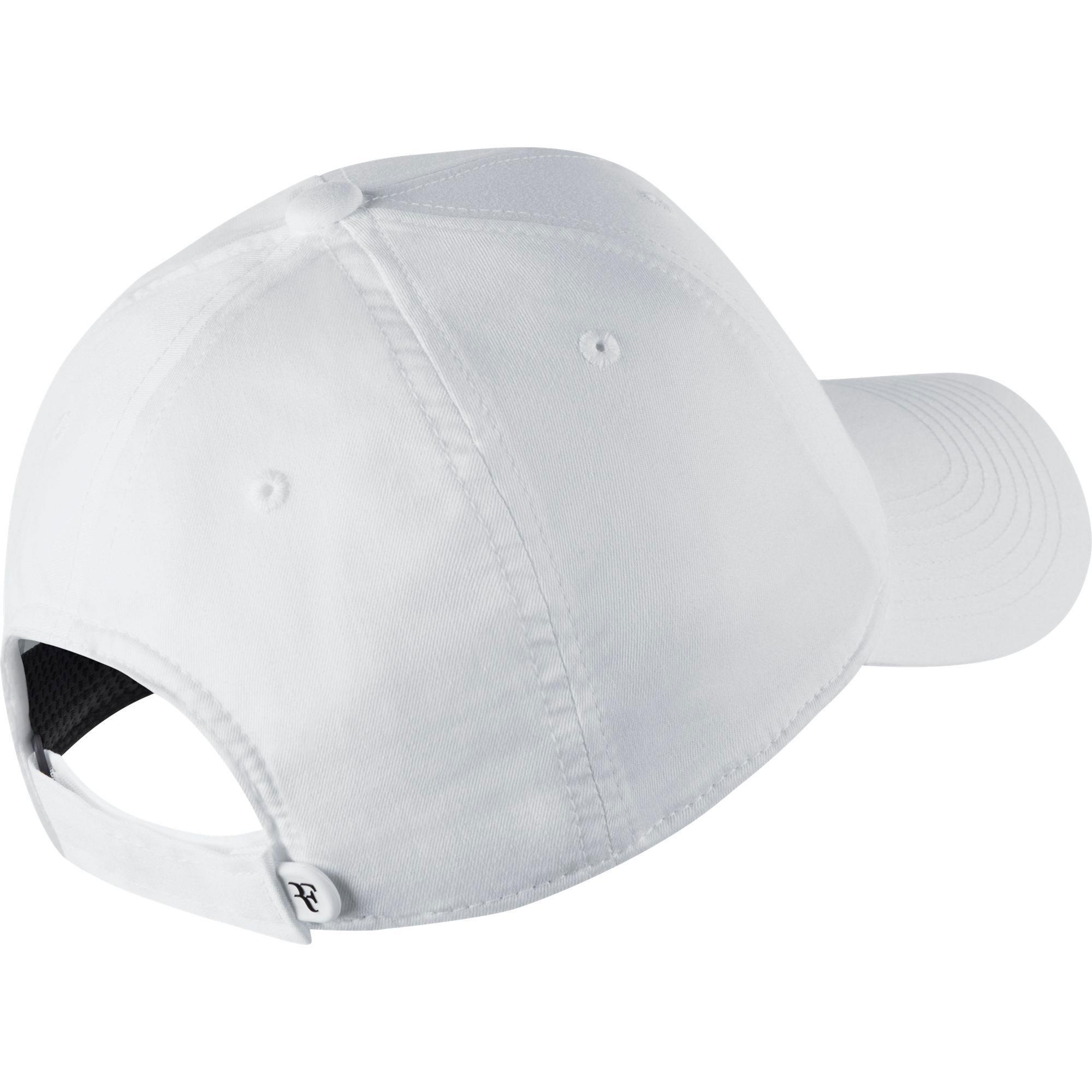 5c7f920b7ff Nike RF Iridescent Cap - White Flint Grey - Tennisnuts.com