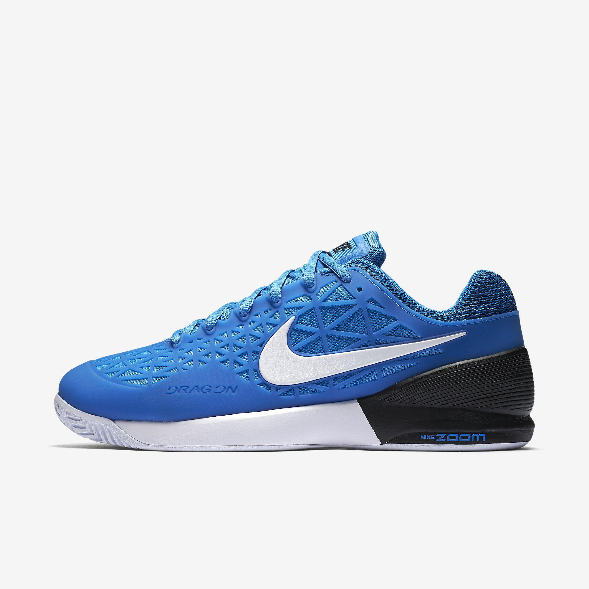 Nike Mens Zoom Cage 2 Tennis Shoes