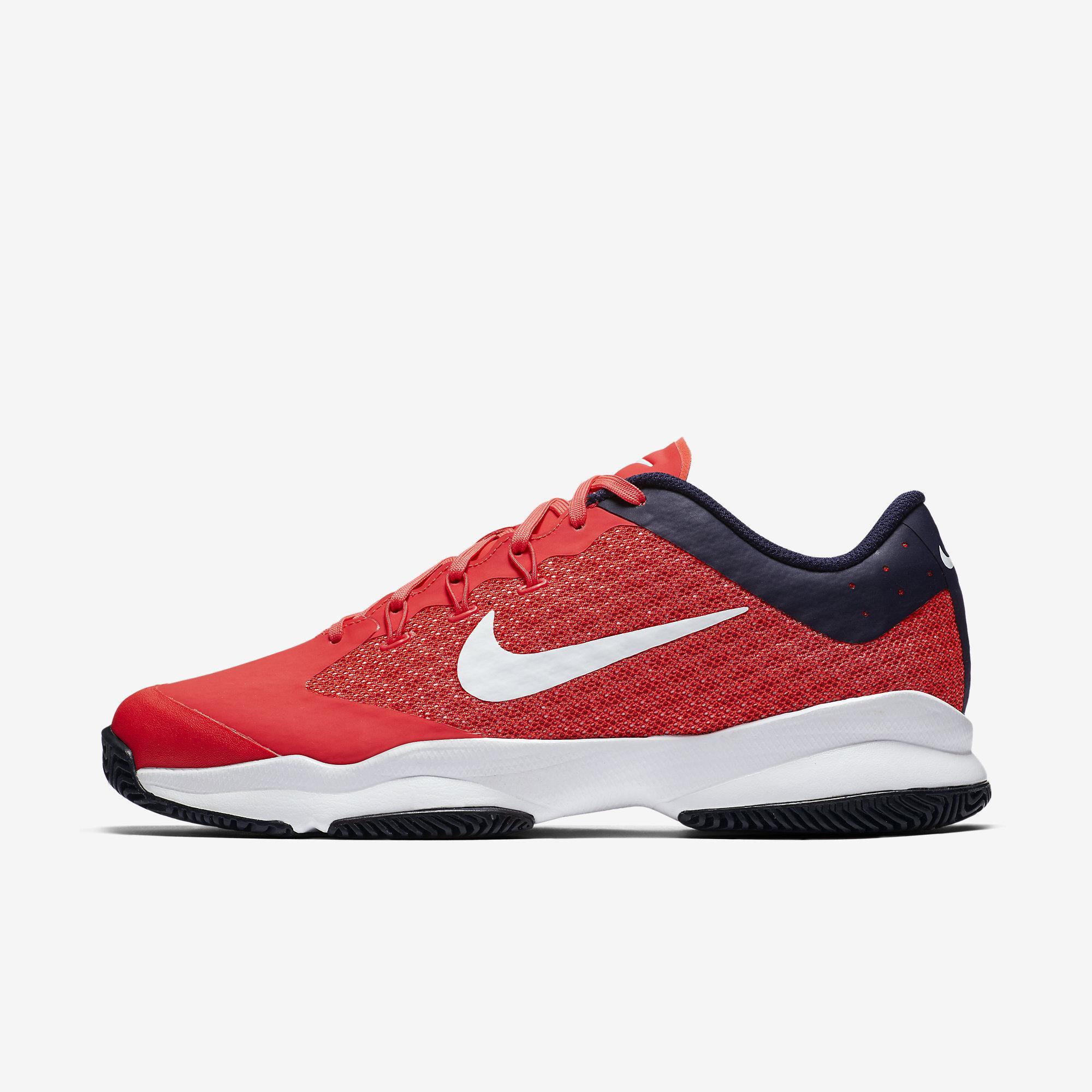 0e181b2d4f9d Nike Mens Air Zoom Ultra Tennis Shoes - Bright Crimson - Tennisnuts.com