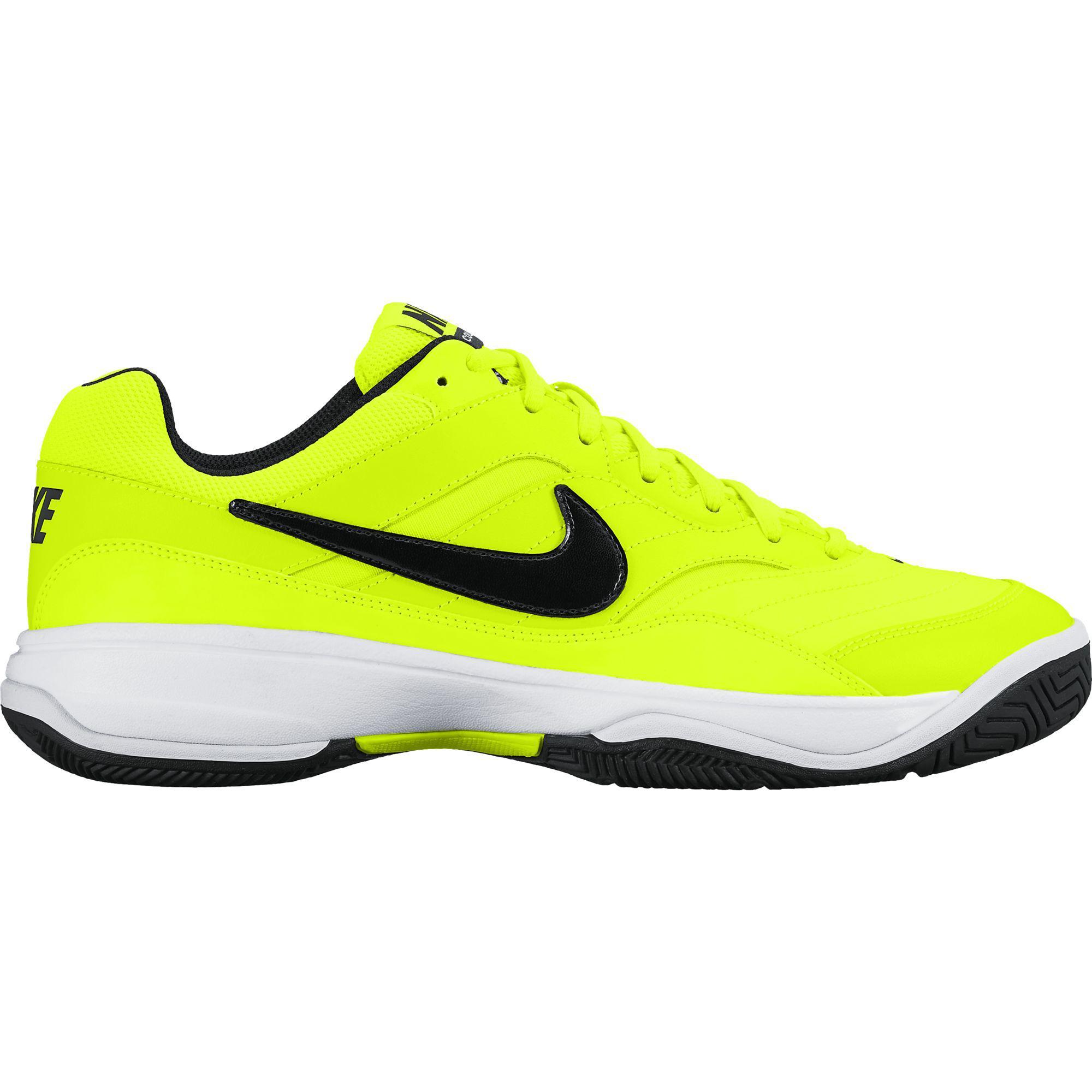 Nike Mens Court Lite Tennis Shoes