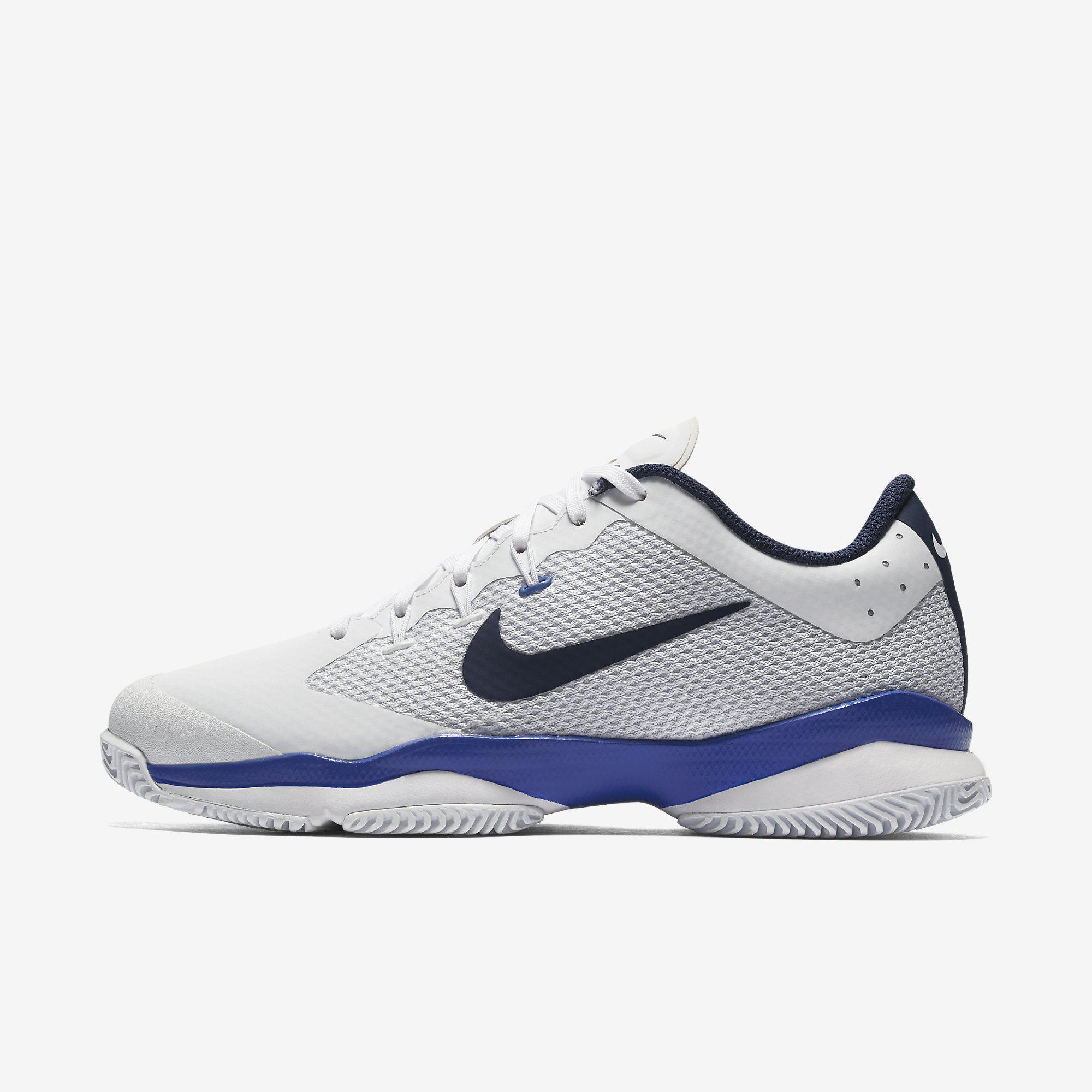 nike womens air zoom ultra tennis shoes  whitebinary