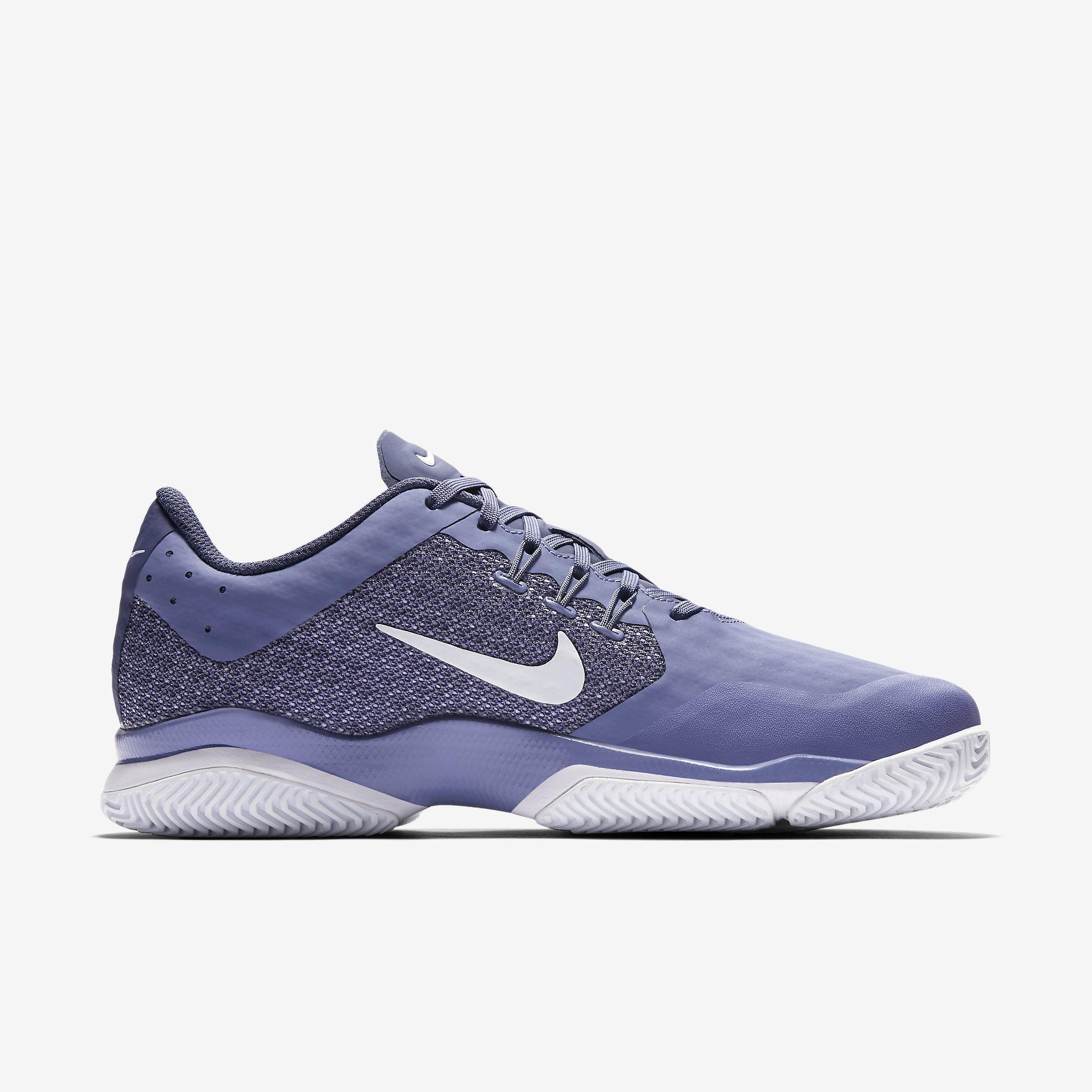 Nike tennis shoes women purple
