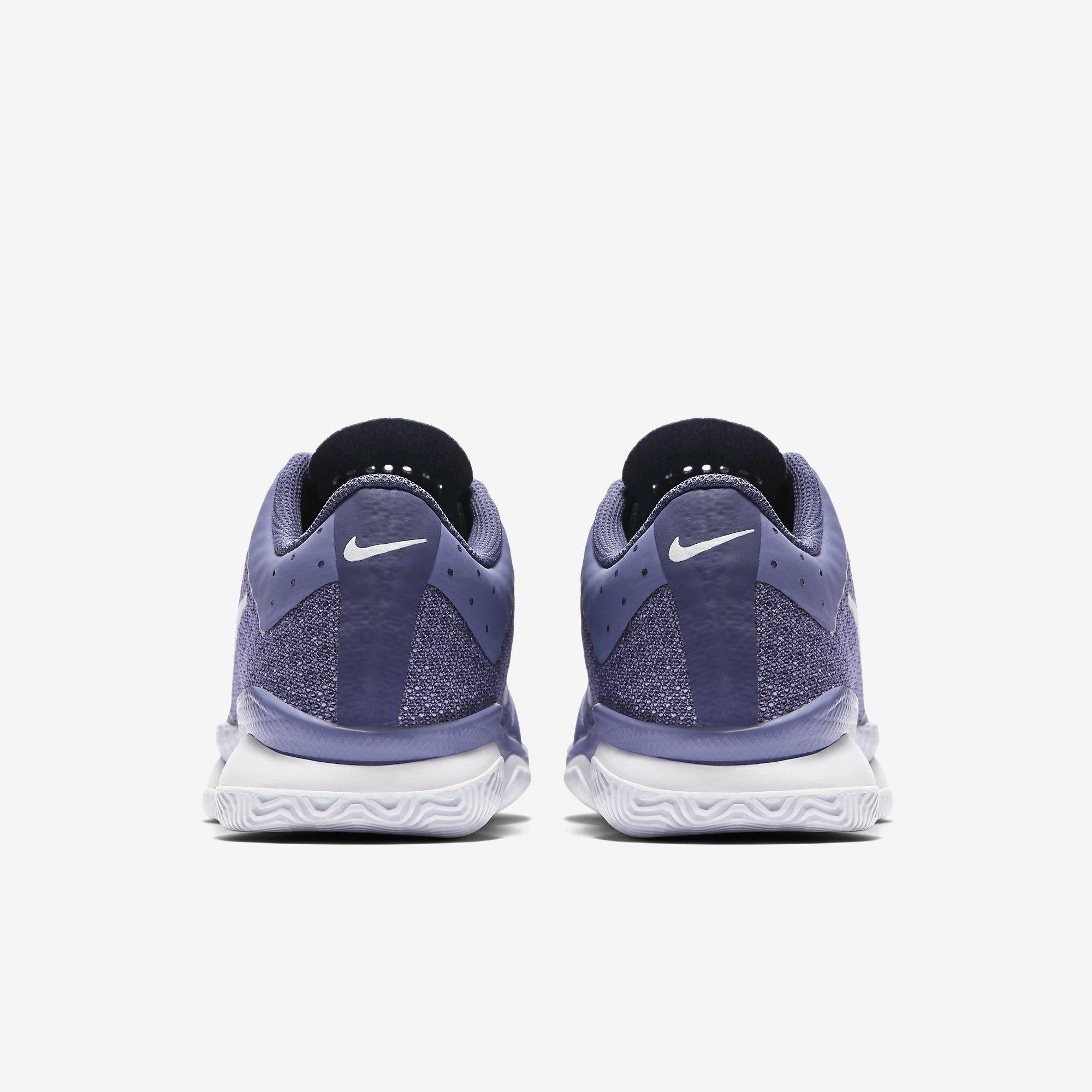 f4c595a1ed59 Nike Womens Air Zoom Ultra Tennis Shoes - Purple Slate Blue Recall White