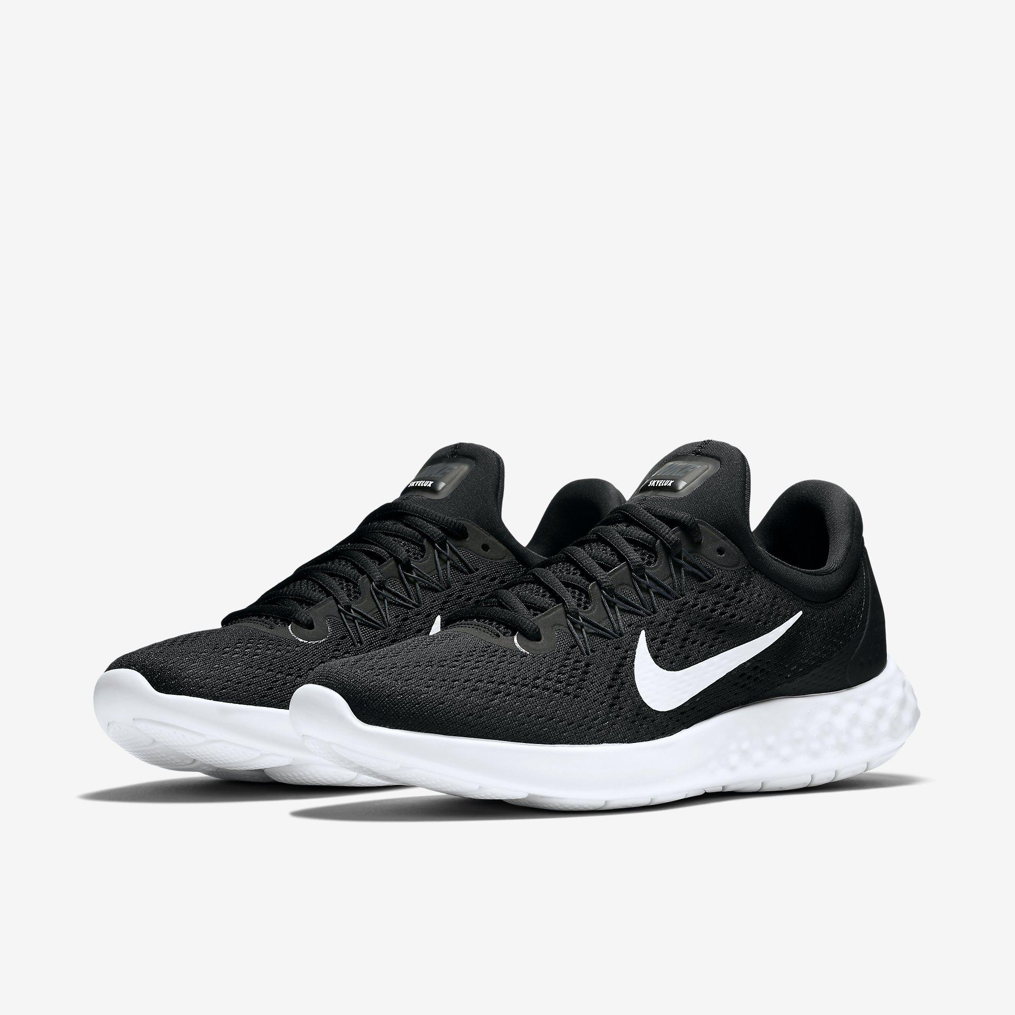 Out Of Stock. Nike Mens Lunar Skyelux Running Shoes - Black/White; Nike Mens  ...