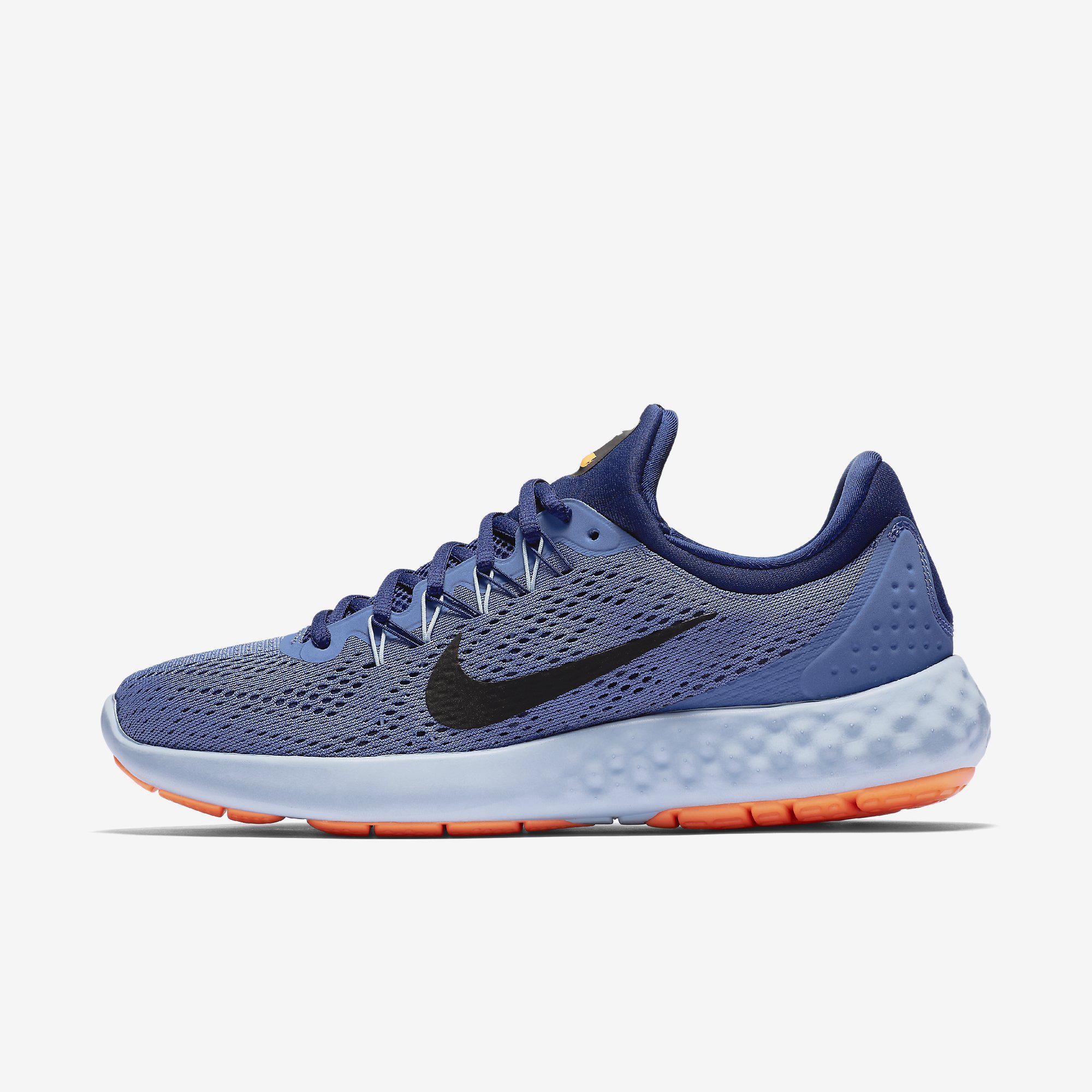 2097ece3d98f Nike Mens Lunar Skyelux Running Shoes - Blue Moon - Tennisnuts.com
