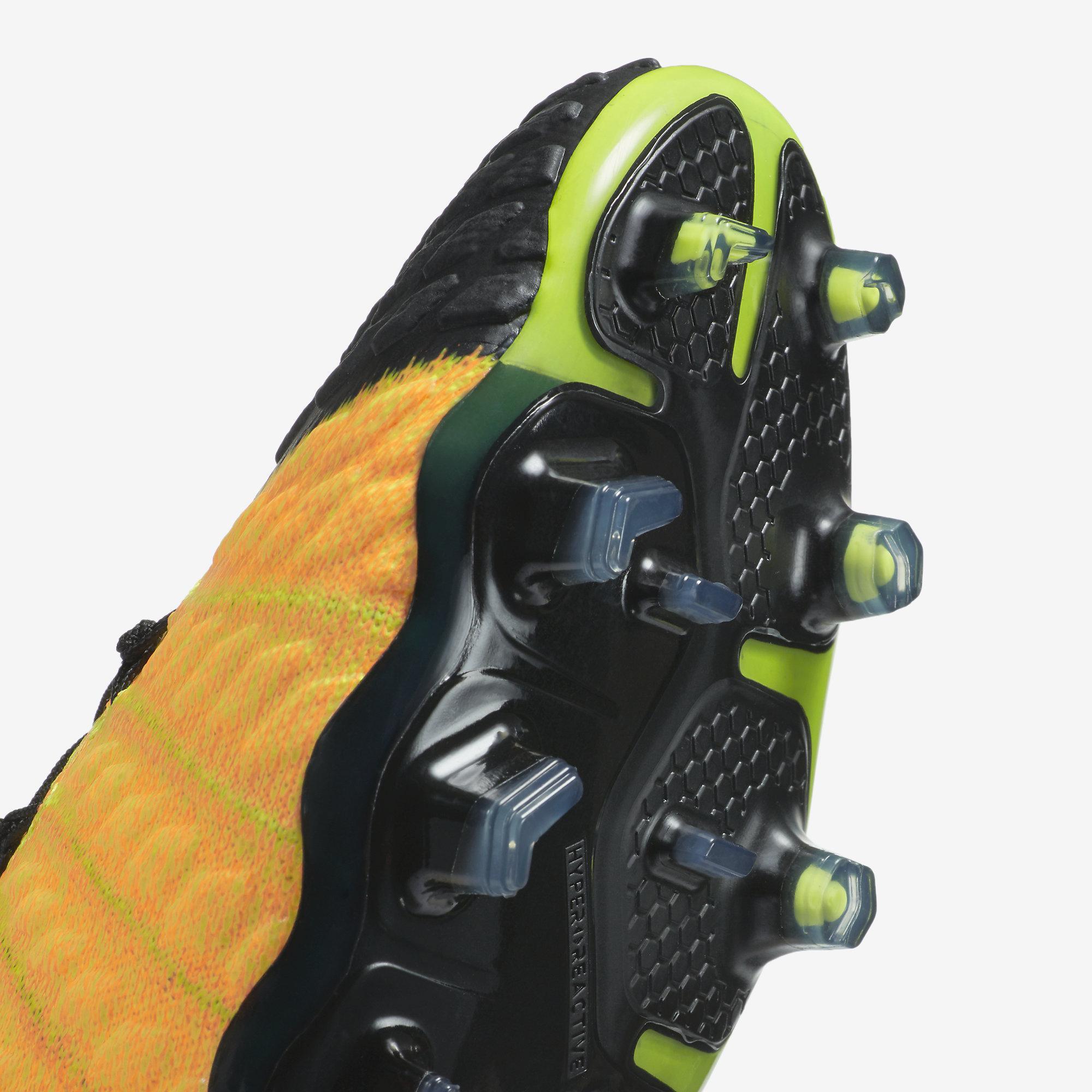 ca40ea3092f1 Nike Mens Hypervenom Phantom 3 DF FG Football Shoes - Laser Orange Black  UK