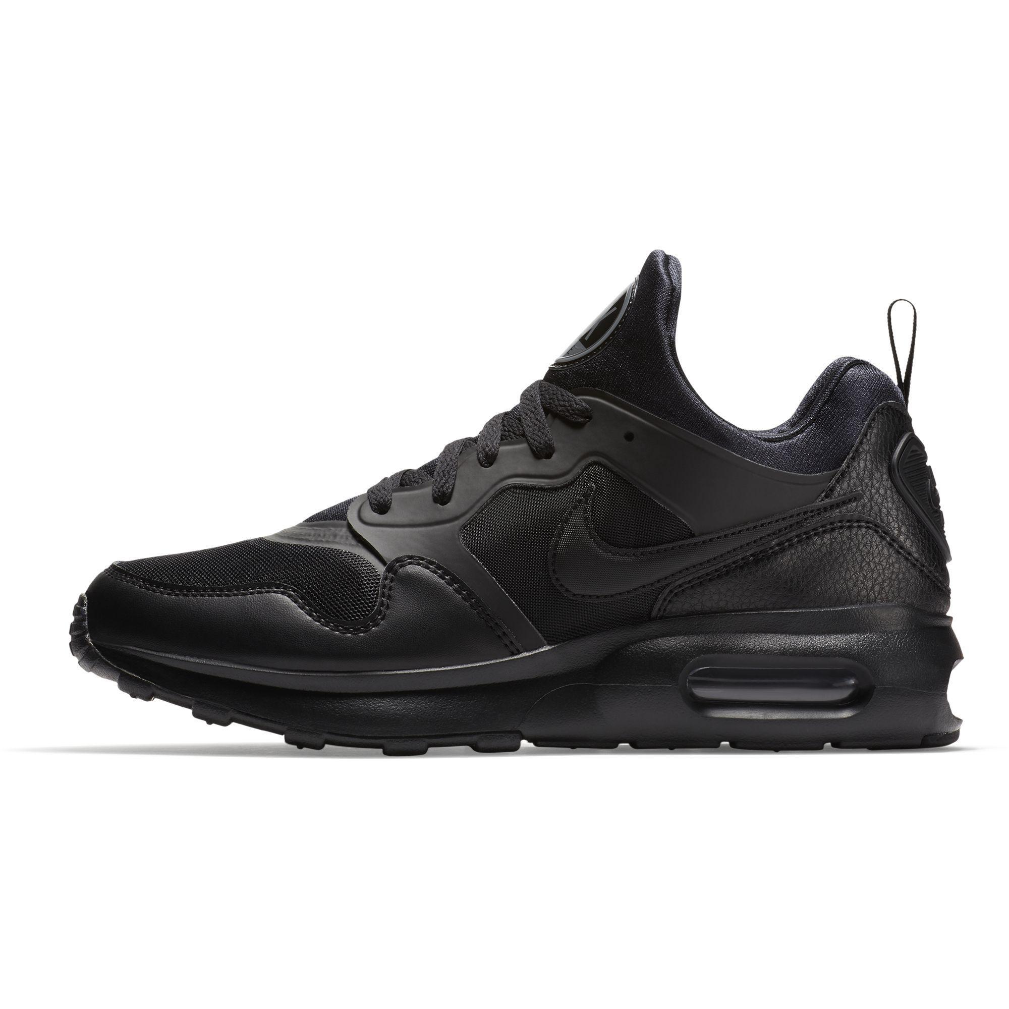 Nike Mens Air Max Prime Shoes - Black