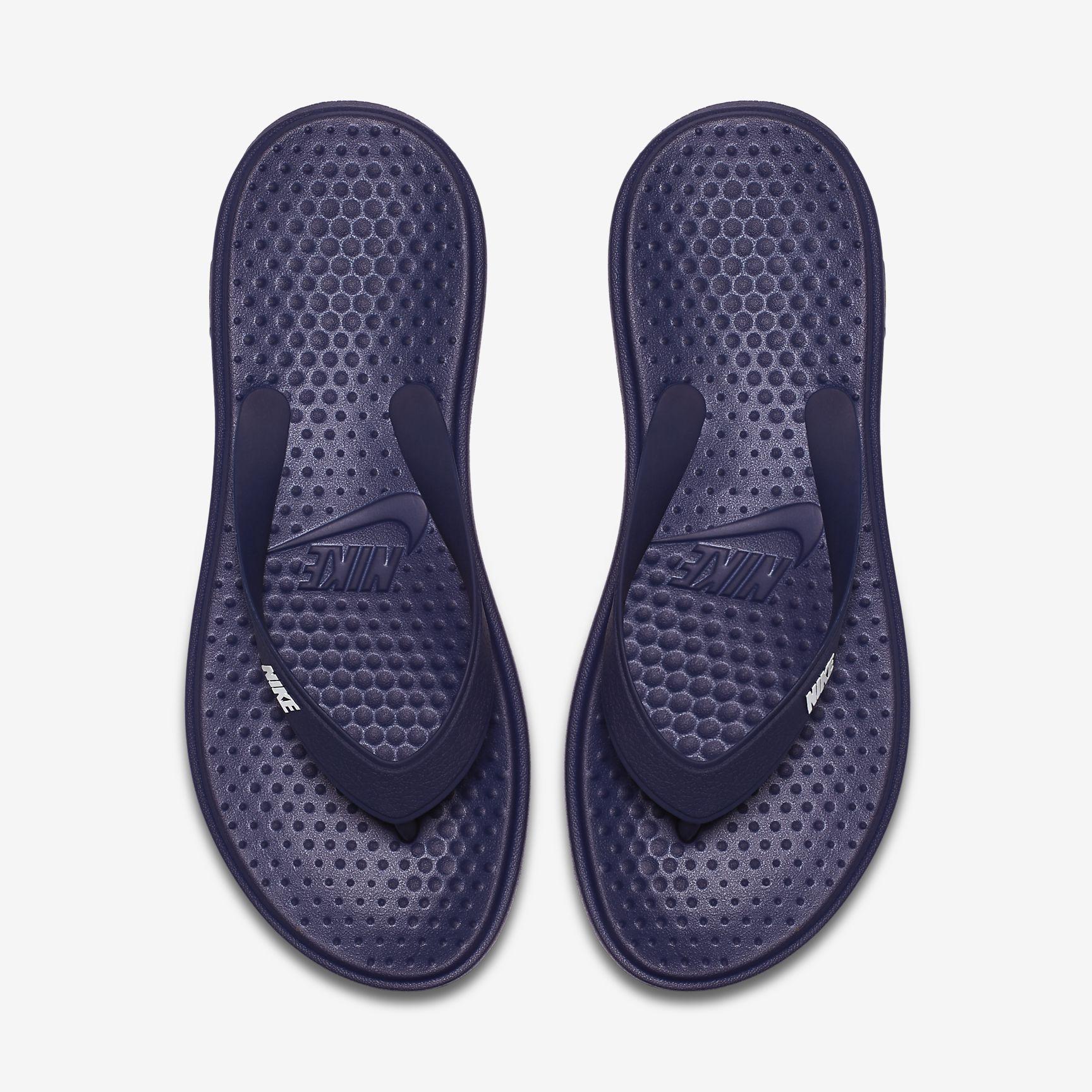 a40125a6a32c Nike Solay Thong (Flip Flops) - Binary Blue - Tennisnuts.com