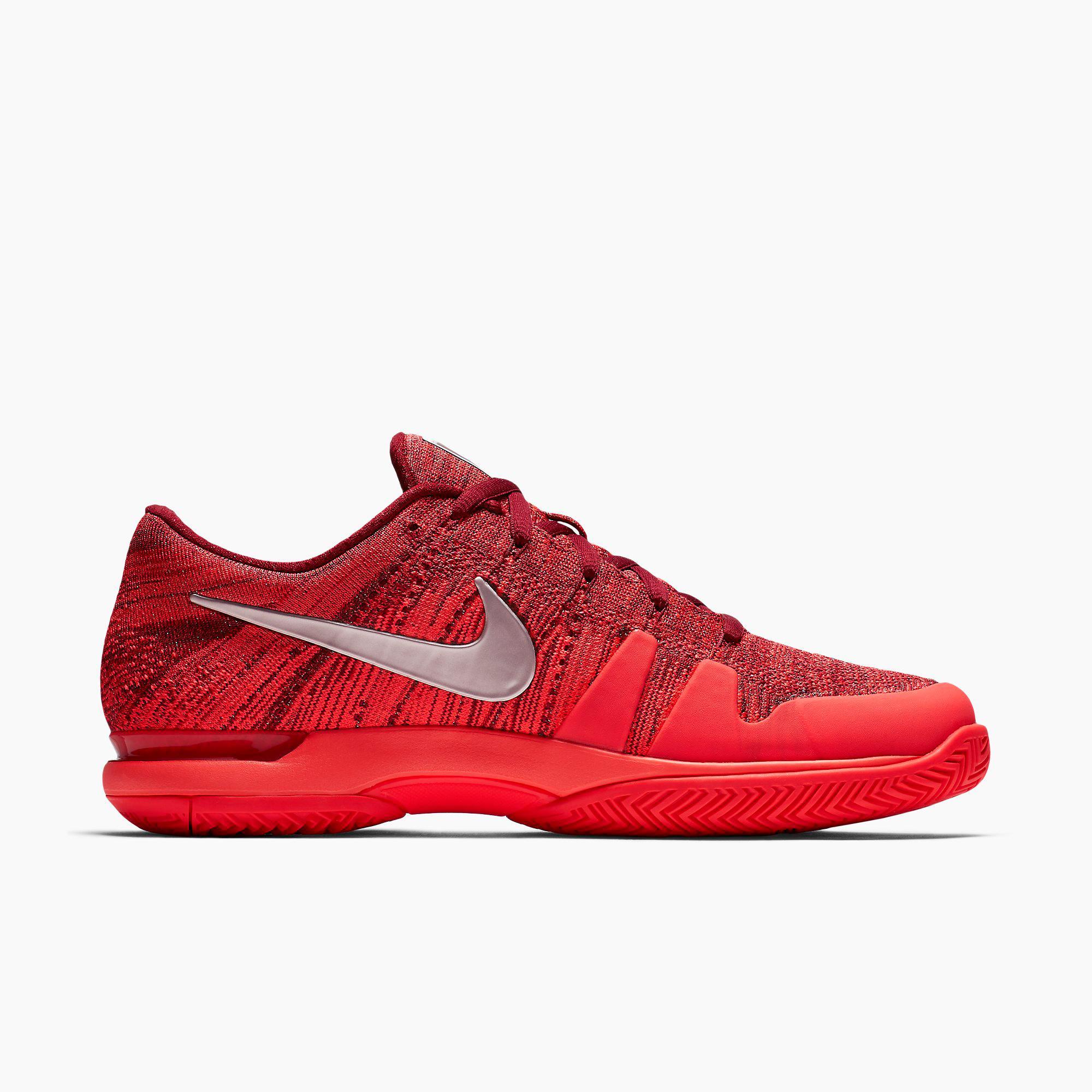 Nike Vapor Tennis Shoes Red
