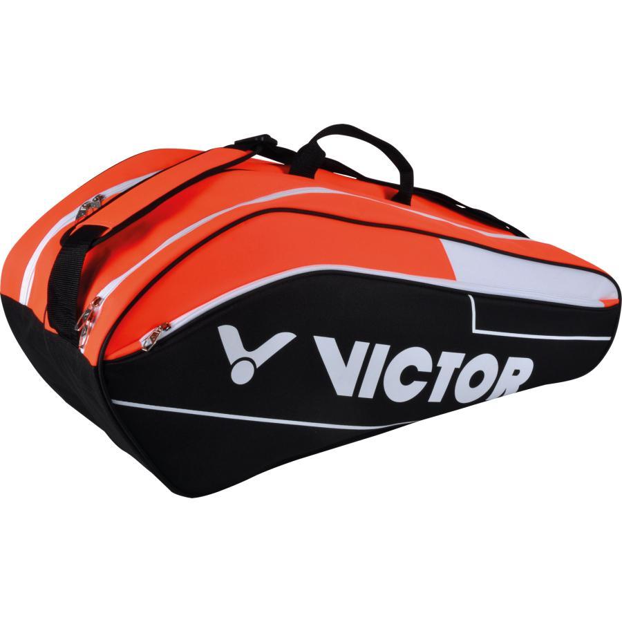 ebc3f35d82 Victor Double Thermo Bag (6211) - Orange - Tennisnuts.com