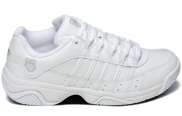 Court Tennis Shoes - White - Tennisnuts