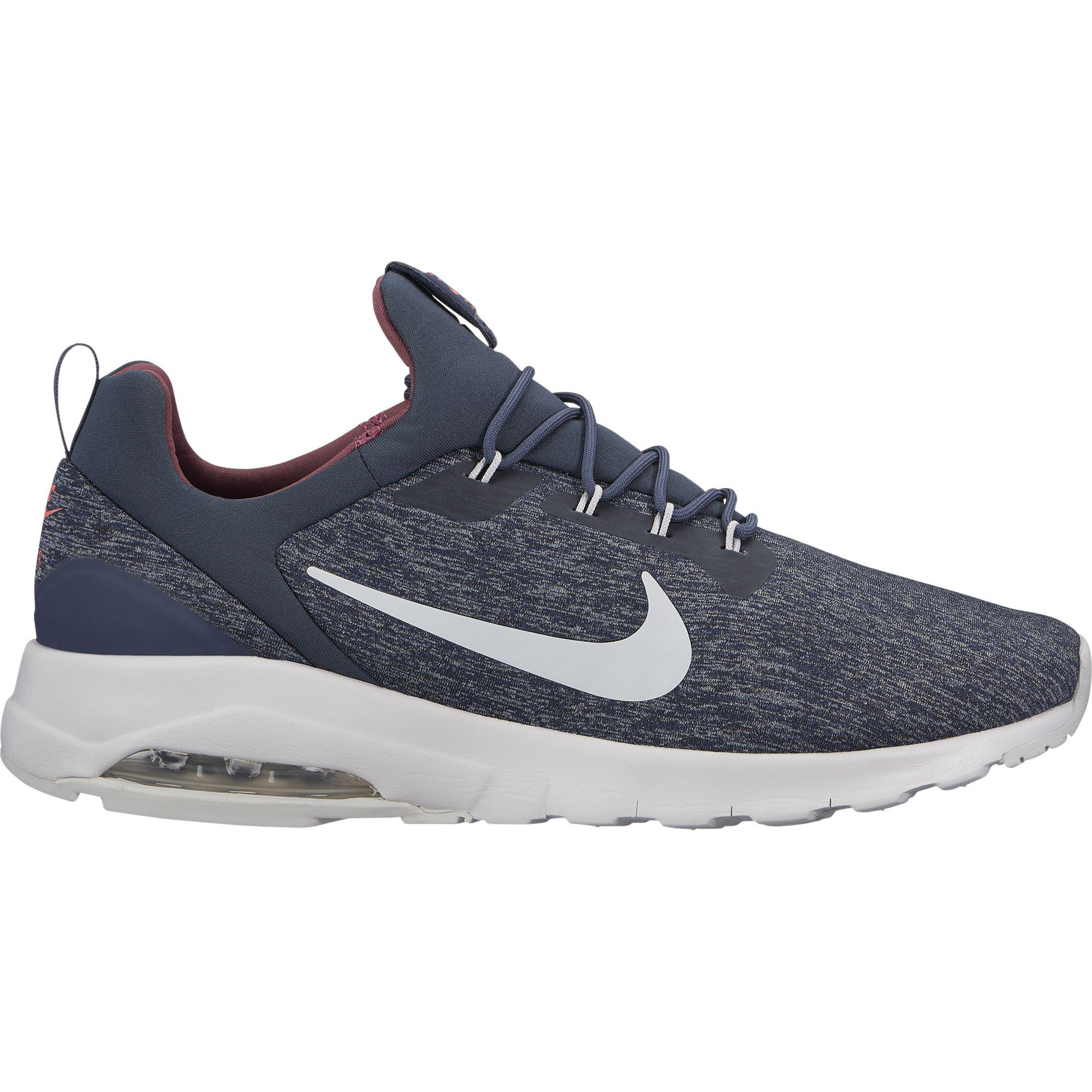 sports shoes 49c9f fe6b4 Nike Mens Air Max Motion Running Shoes - Thunder Blue Vast Grey Hot Punch -  Tennisnuts.com