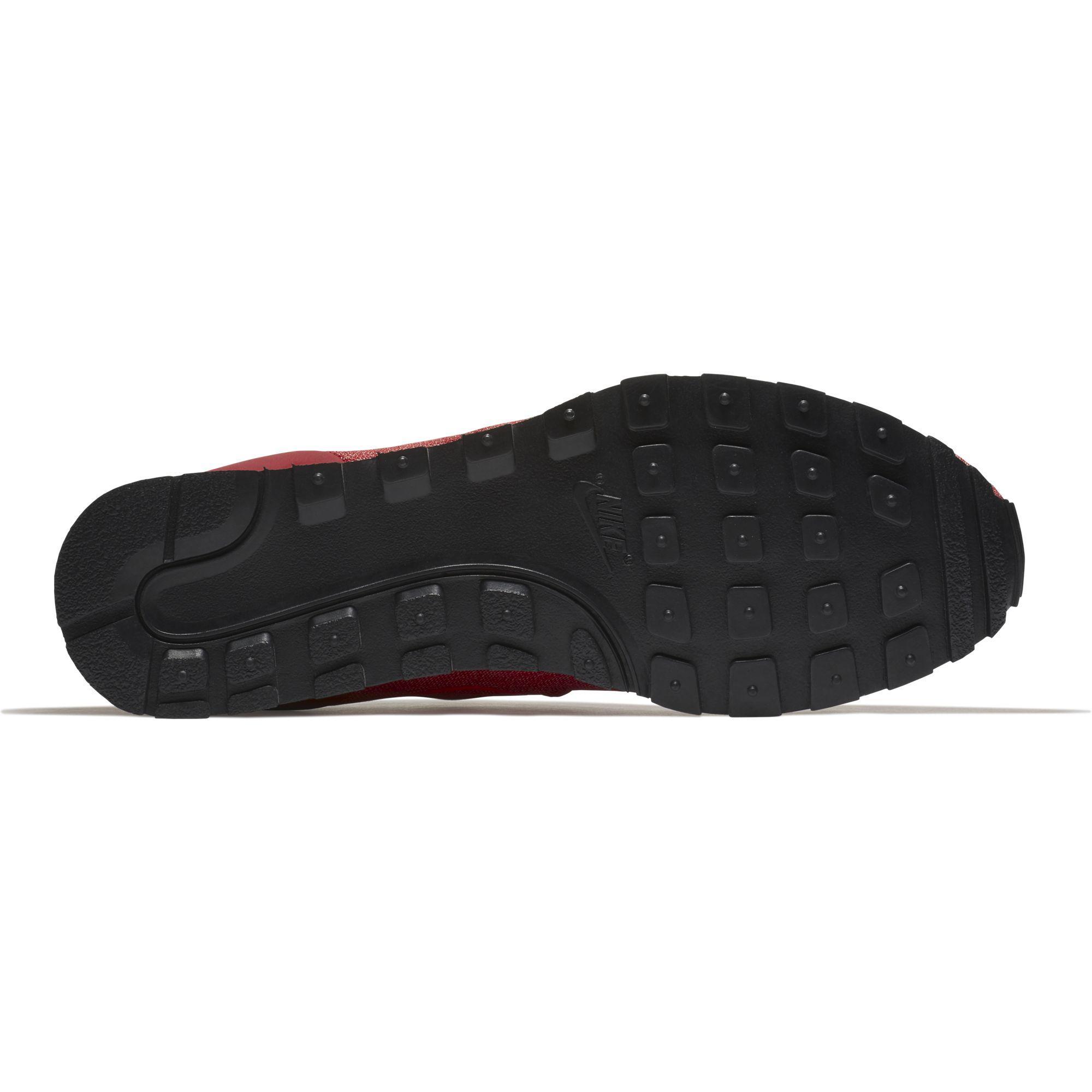 los angeles fee5d 63d2c Nike Mens MD Runner 2 ENG Mesh Running Shoes - Gym Red - Tennisnuts.com