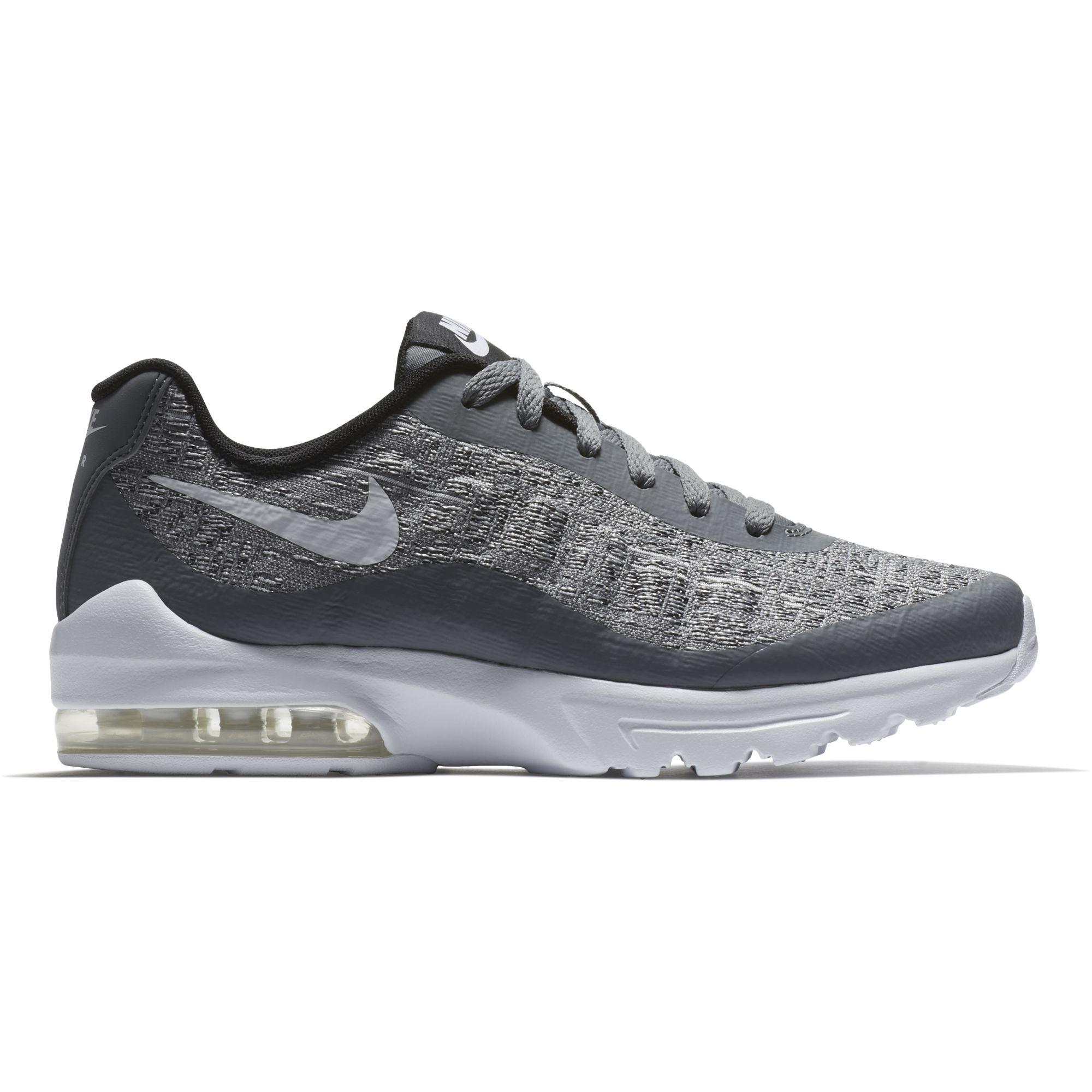 the best attitude 0eead cf0b5 Nike Womens Air Max Invigor WVN Running Shoes - Cool Grey White -  Tennisnuts.com