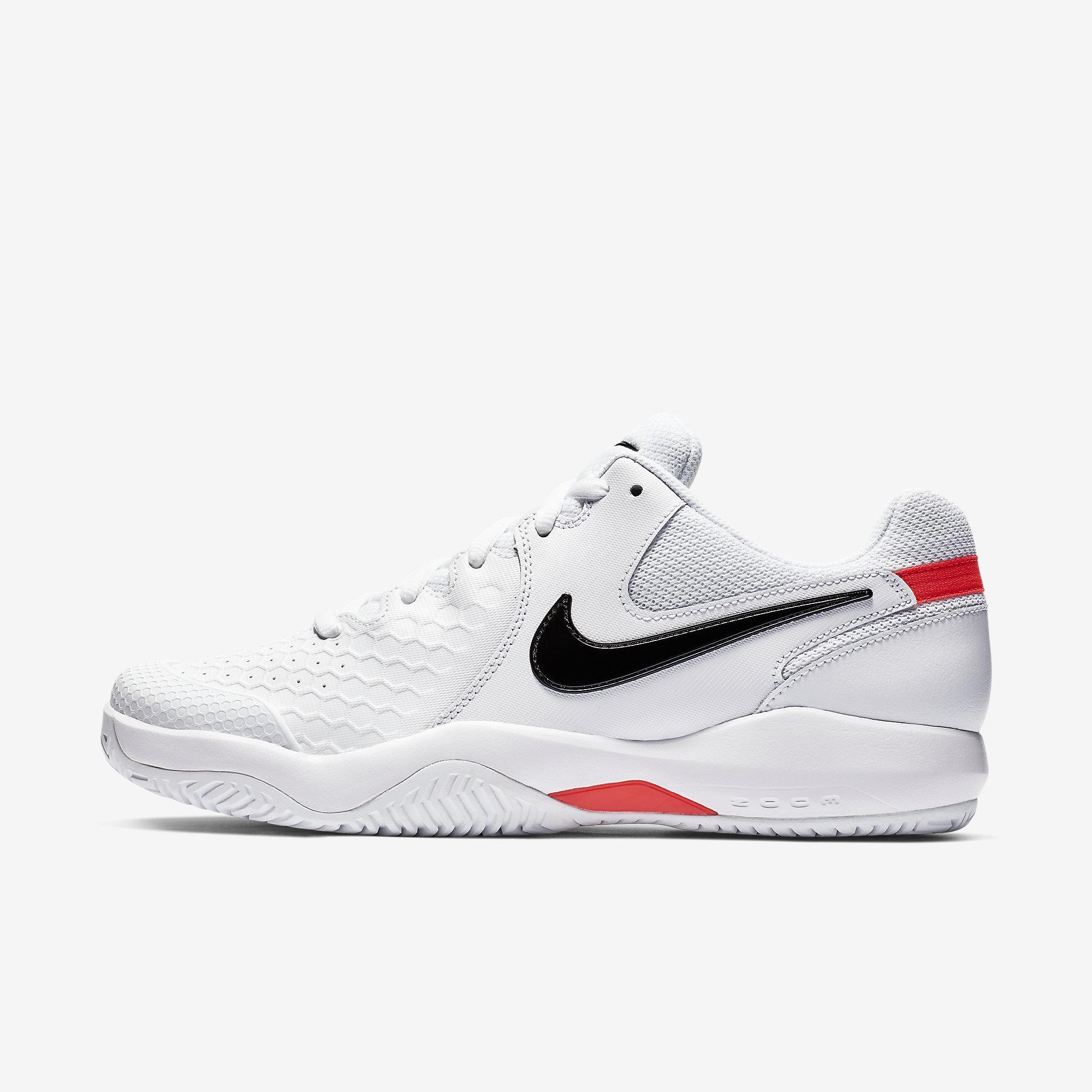 Nike Mens Air Zoom Resistance Tennis