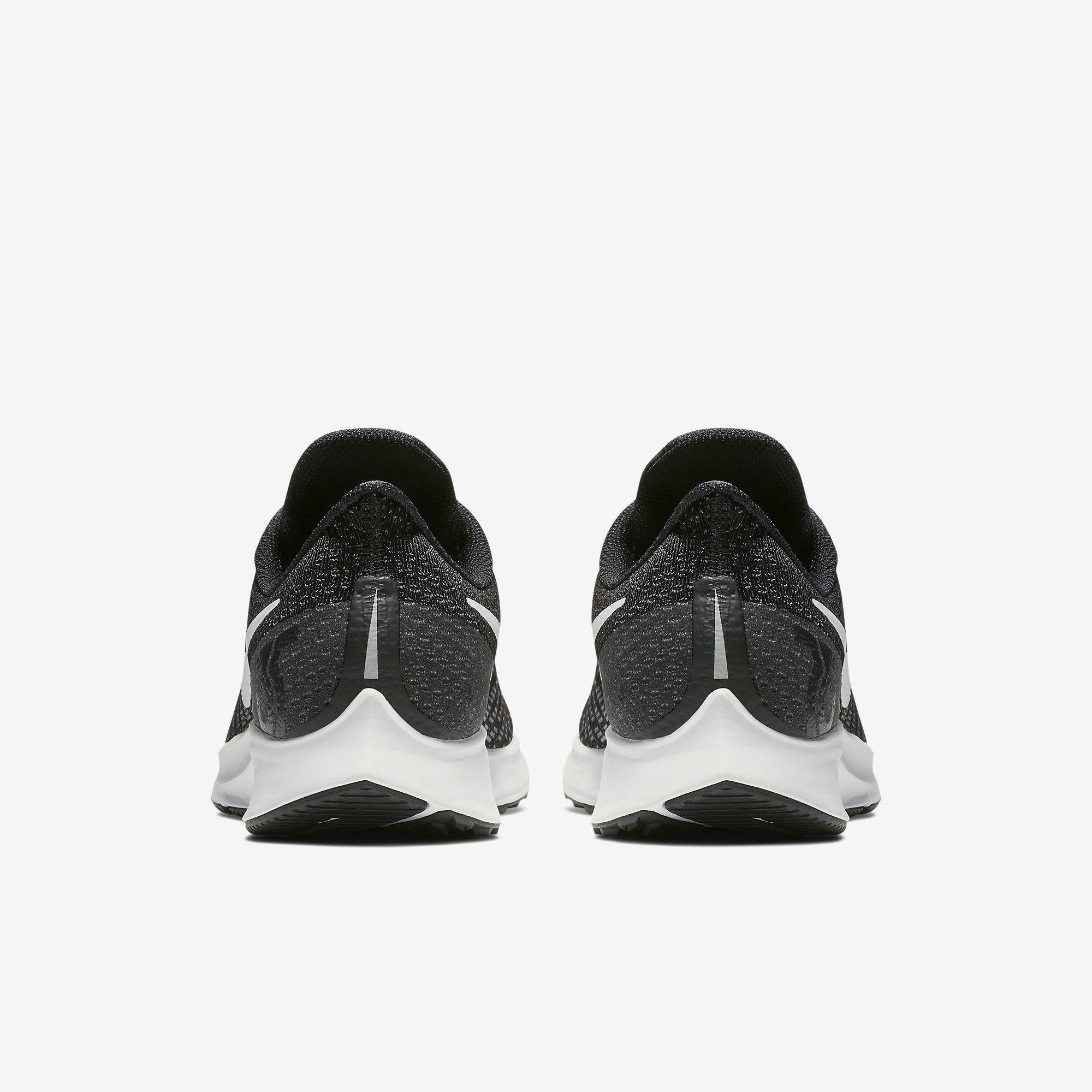 c2bc25c8d7720 Nike Mens Air Zoom Pegasus 35 Running Shoes - Black Gunsmoke Oil Grey