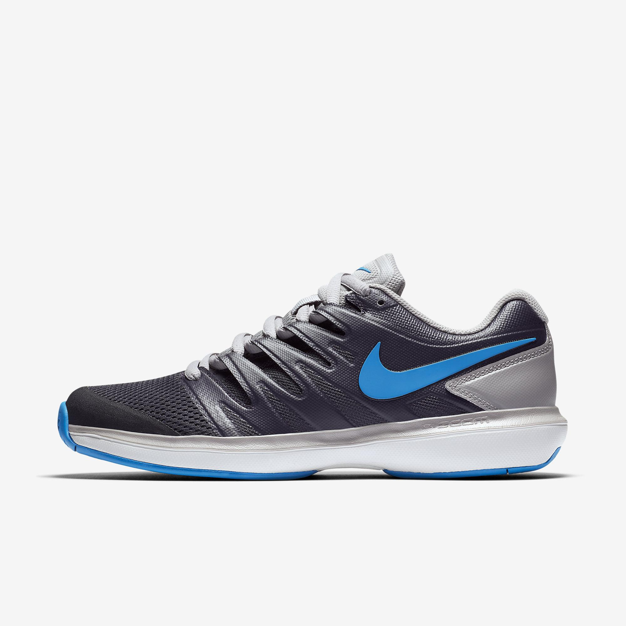 Nike Mens Air Zoom Prestige Tennis Shoes - Gridiron Atmosphere Grey -  Tennisnuts.com 40b2417b7