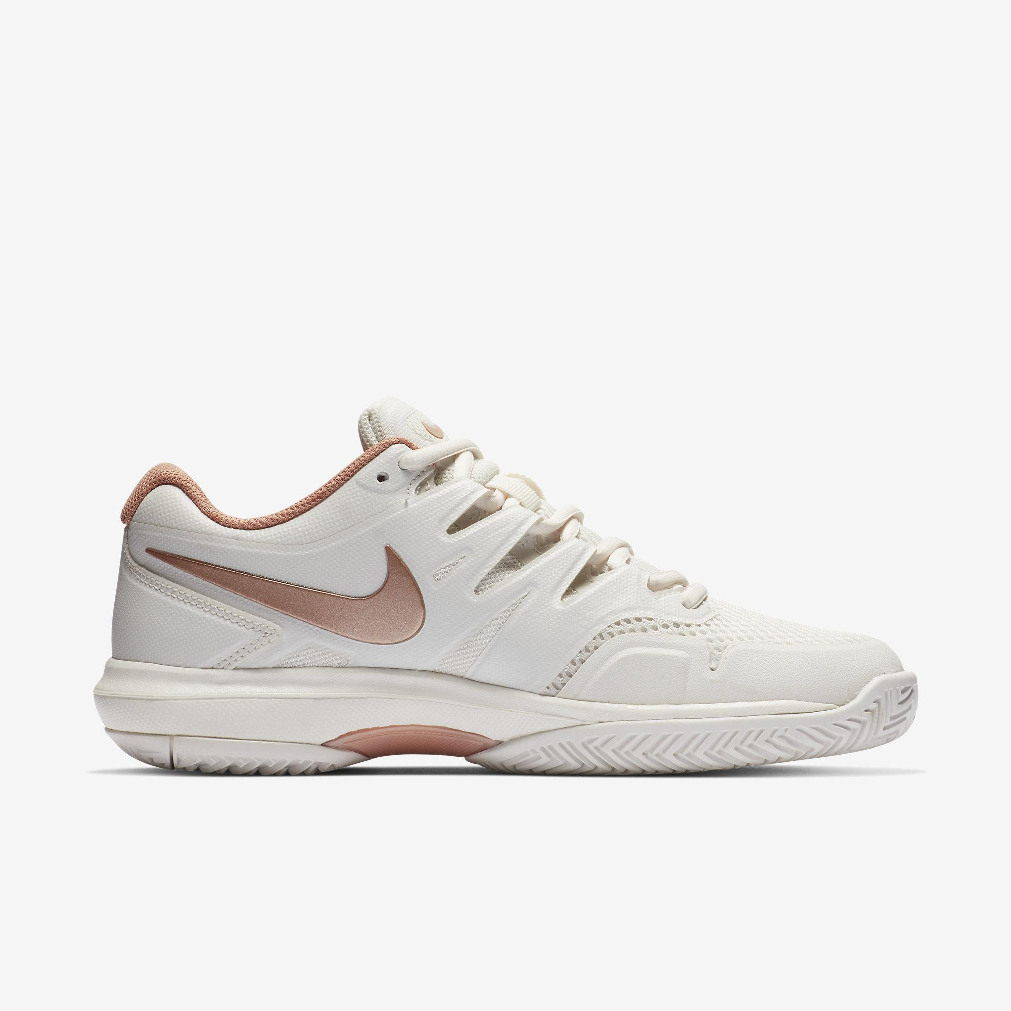 0ac7db31f1fb Nike Womens Air Zoom Prestige Tennis Shoes - Phantom Rose Gold ...