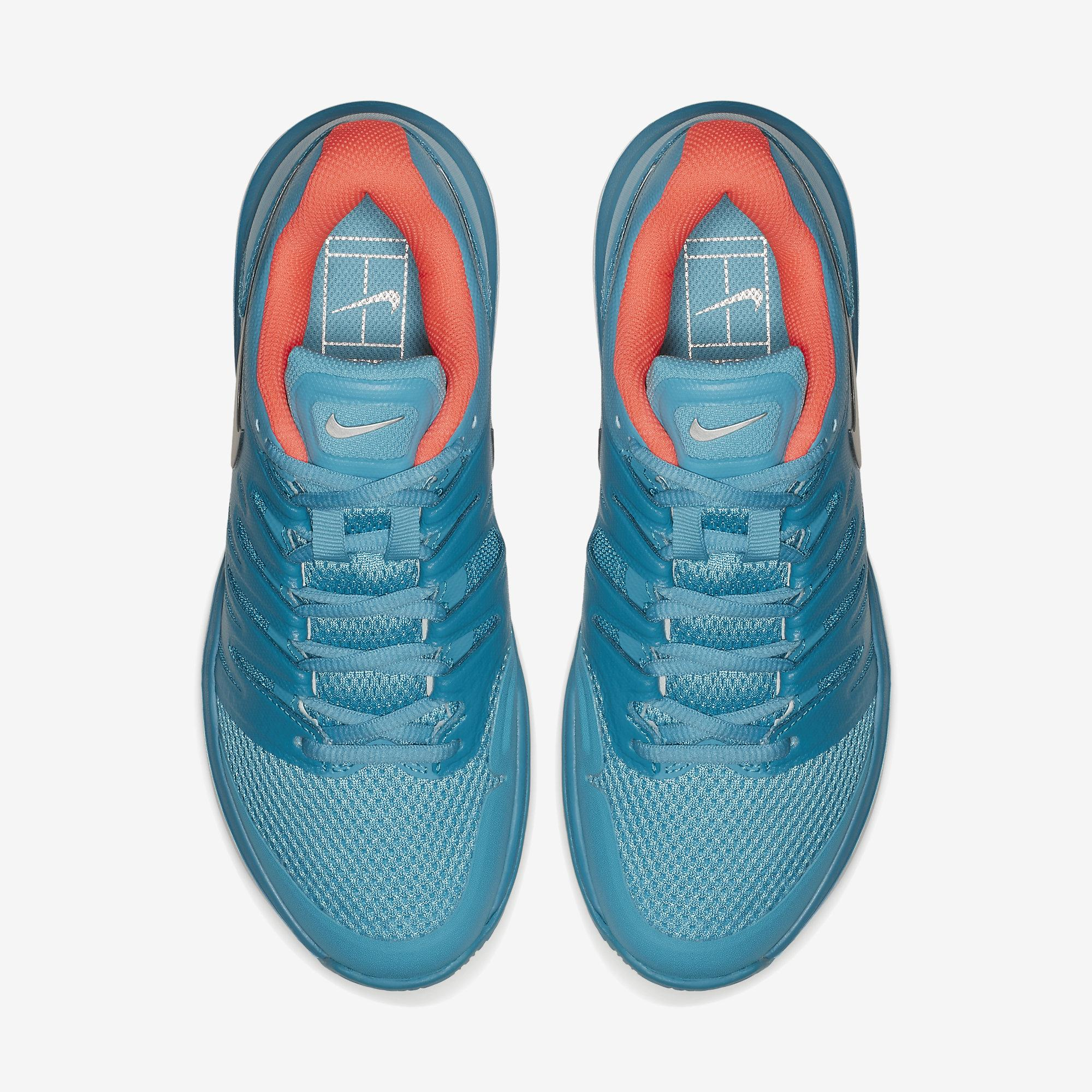 super popular 4357a 7661c Nike Womens Air Zoom Prestige Tennis Shoes - Light Blue FuryNeo Turquoise