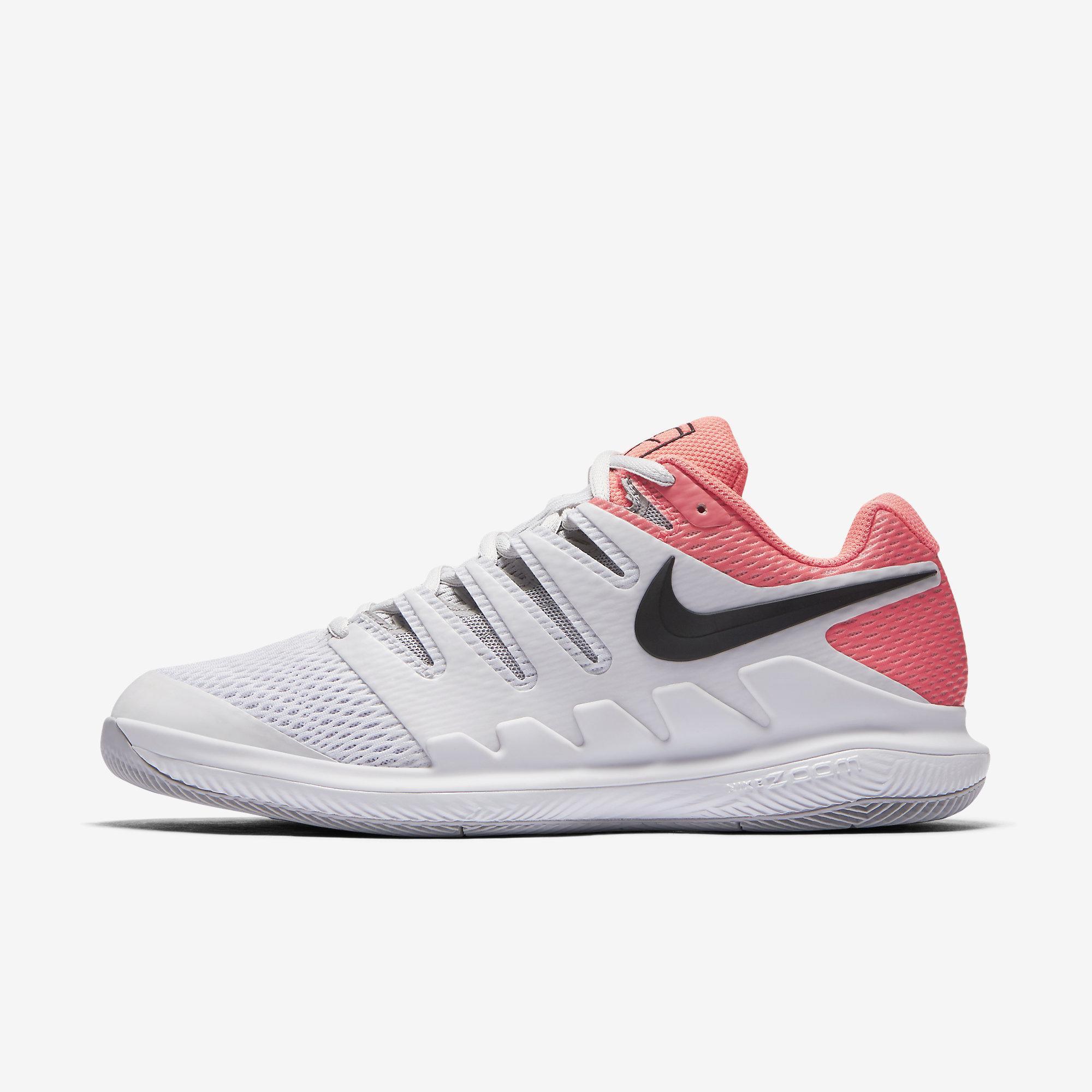 e94192ddc3604 Nike Womens Air Zoom Vapor X Tennis Shoes - Vast Grey - Tennisnuts.com