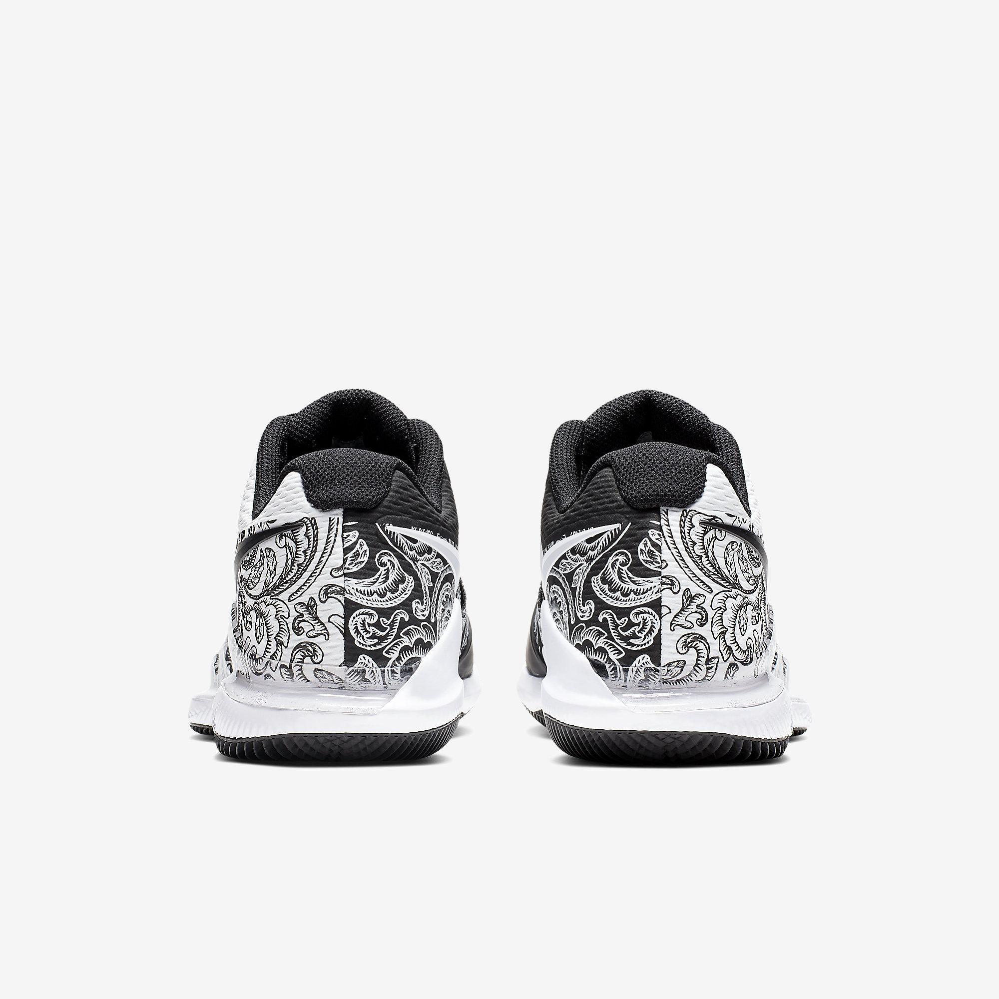 Nike Womens Air Zoom Vapor X Tennis Shoes WhiteBlack