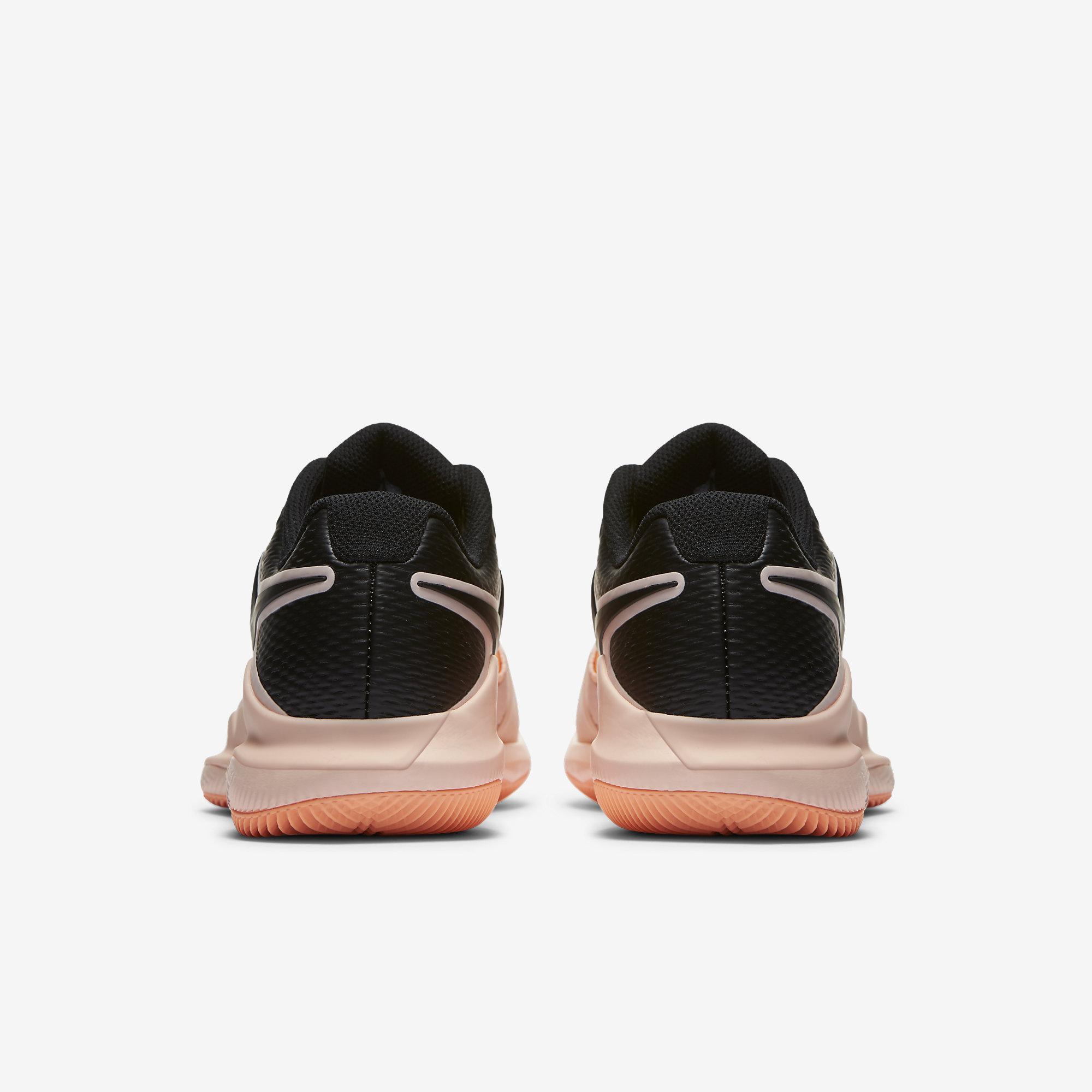 733eeb508 Nike Womens Air Zoom Vapor X Tennis Shoes - Crimson Tint ...