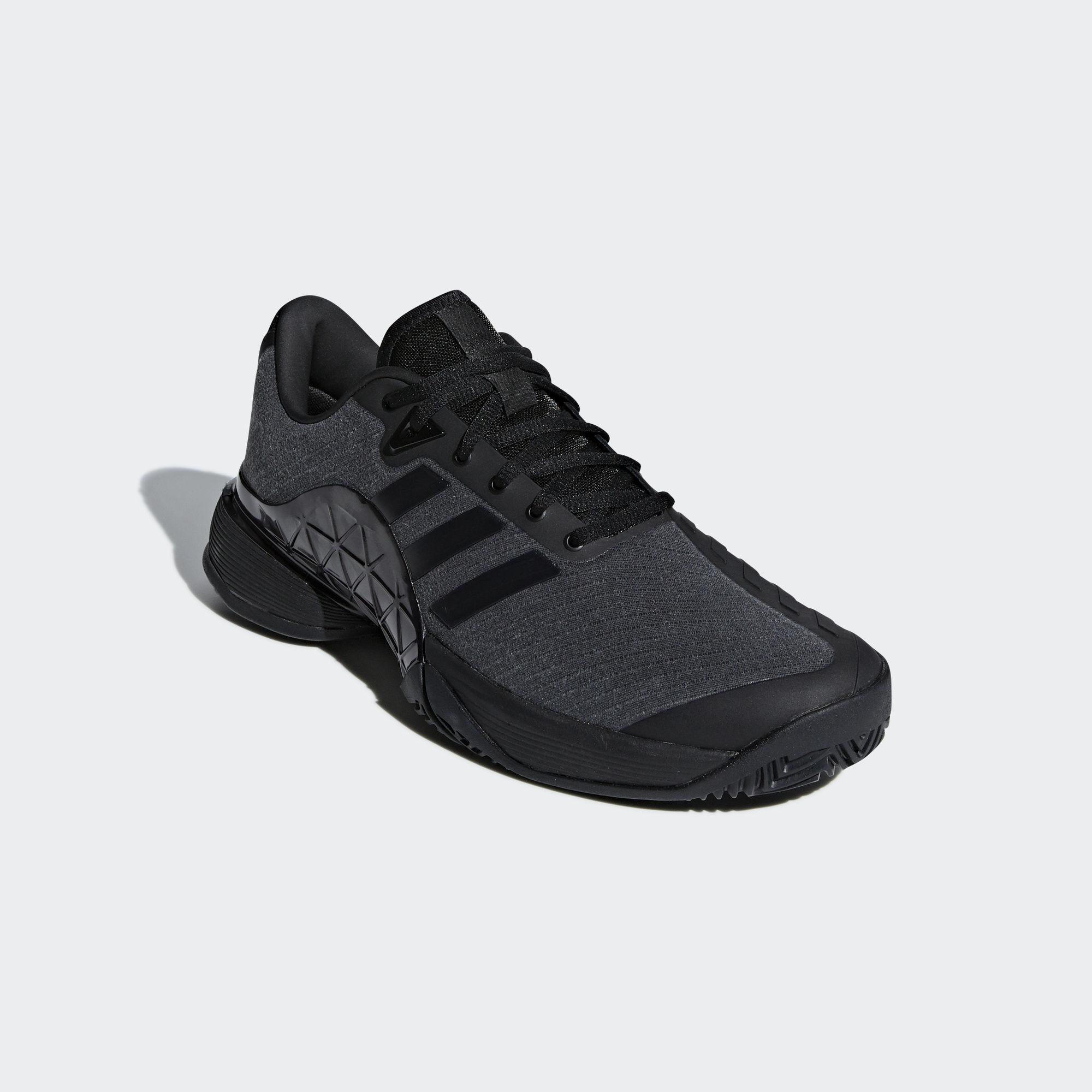 Adidas Mens Barricade 2018 LTD Edition Tennis Shoes ...