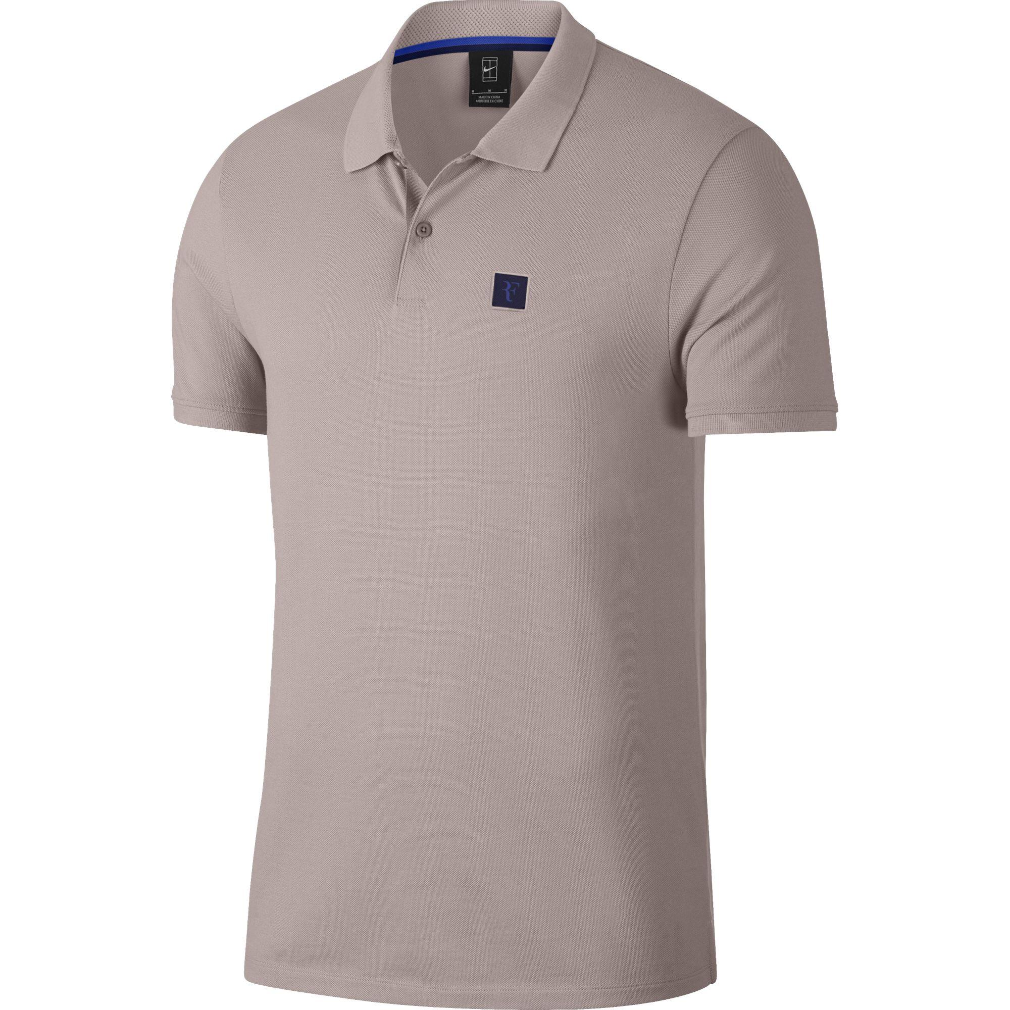 various design professional sale look for Nike Mens RF Polo T-Shirt - Particle Rose