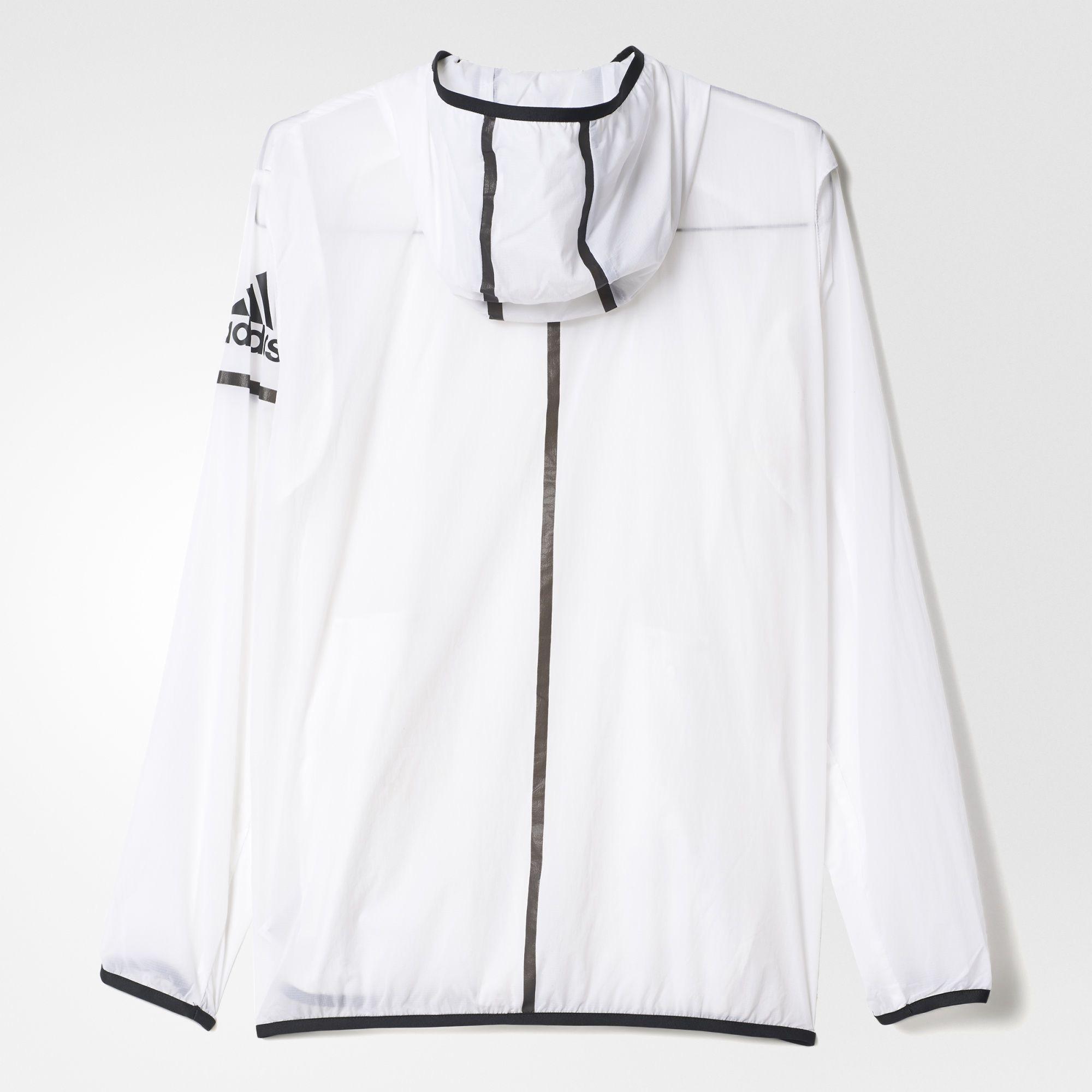 Adidas Mens Daybreaker Wind Jacket