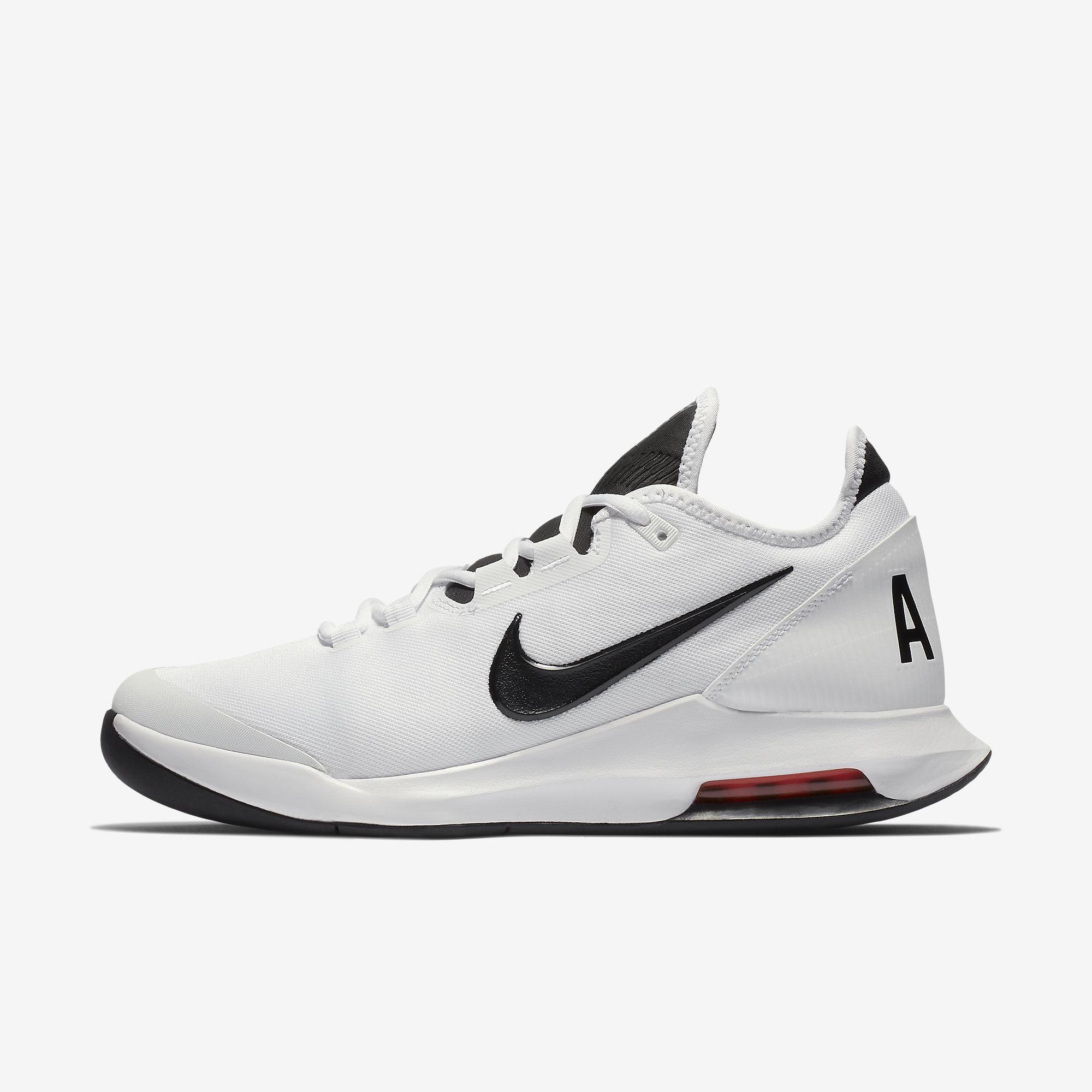 Nike Mens Air Max Wildcard - White/Black/Bright Crimson
