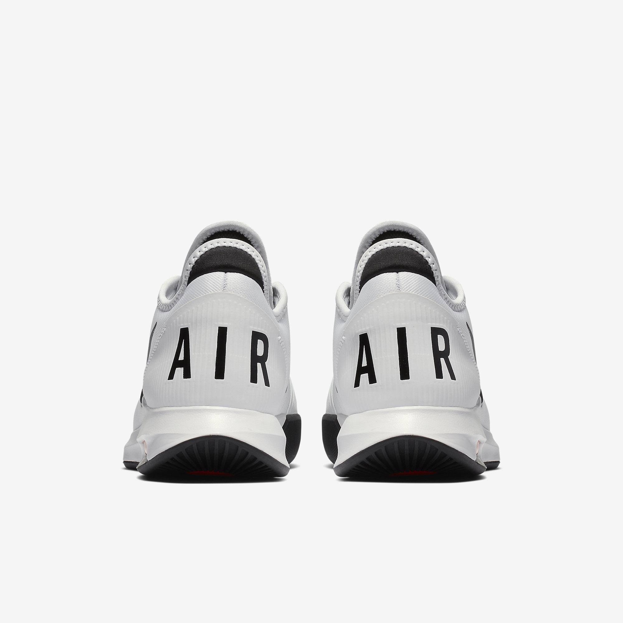 best cheap 079f4 fc167 Nike Mens Air Max Wildcard - White Black Bright Crimson