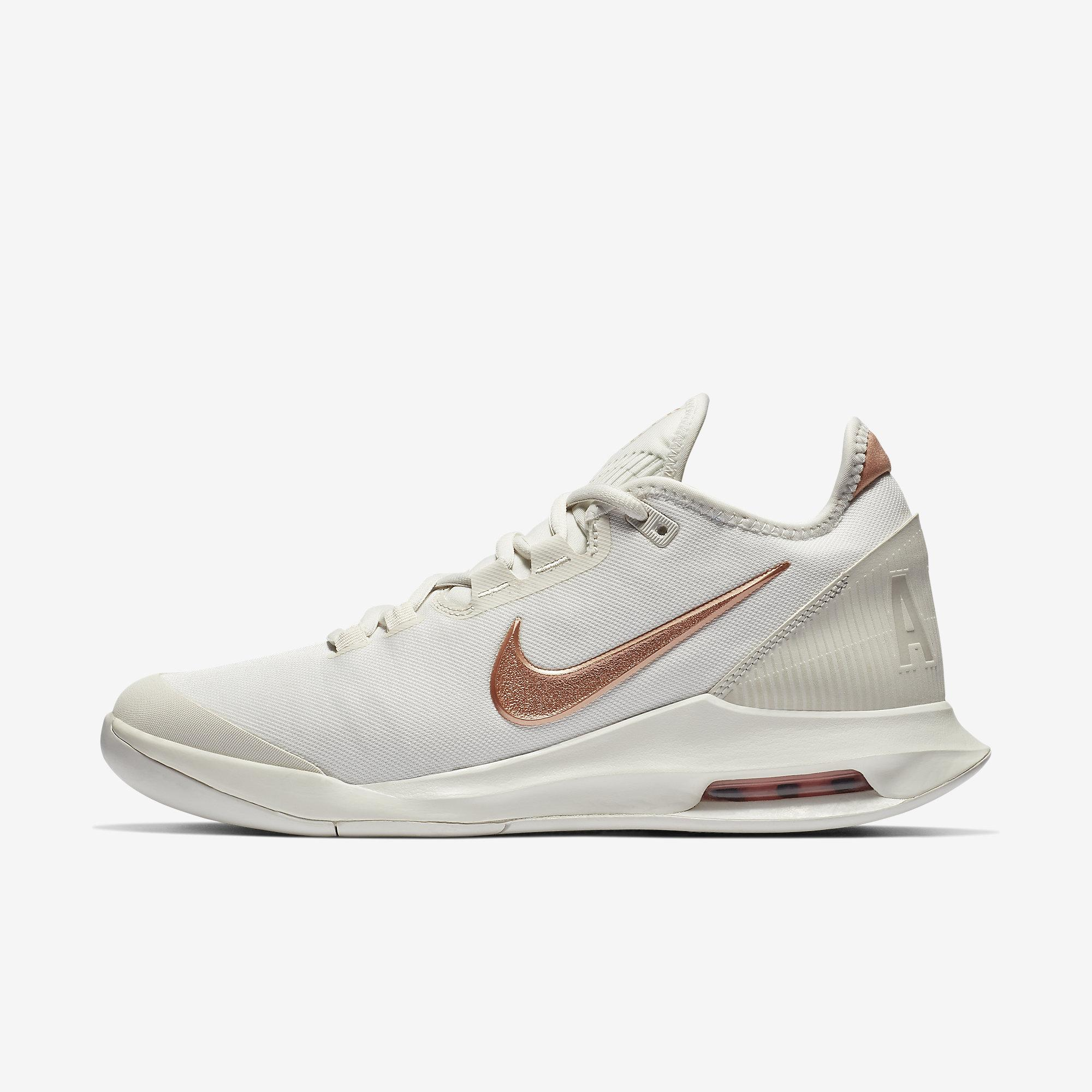 save off 23fab dc4e0 Nike Womens Air Max Wildcard Tennis Shoes - Phantom Rose Gold -  Tennisnuts.com
